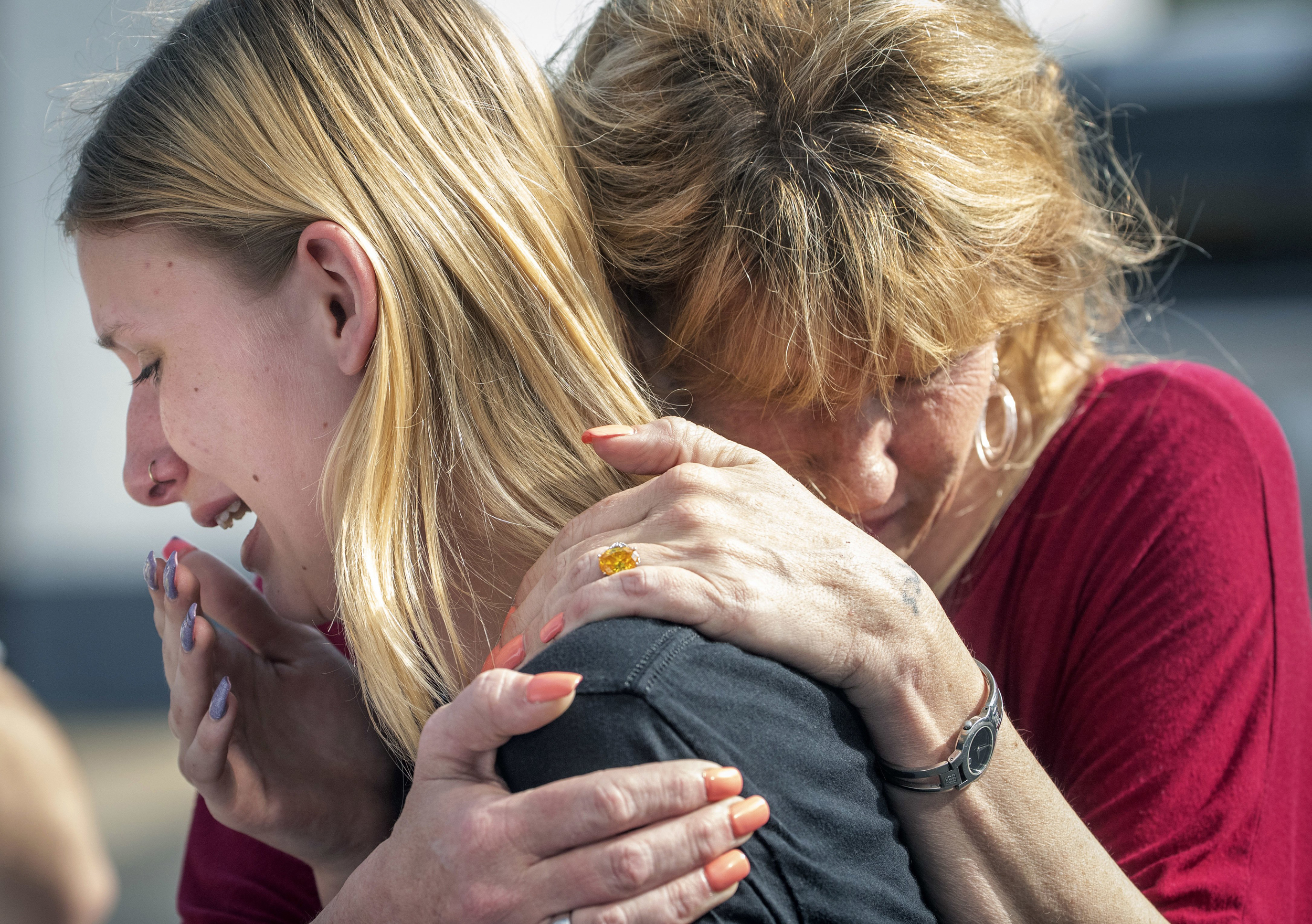 Several people killed in shooting at Texas high school, suspect in custody