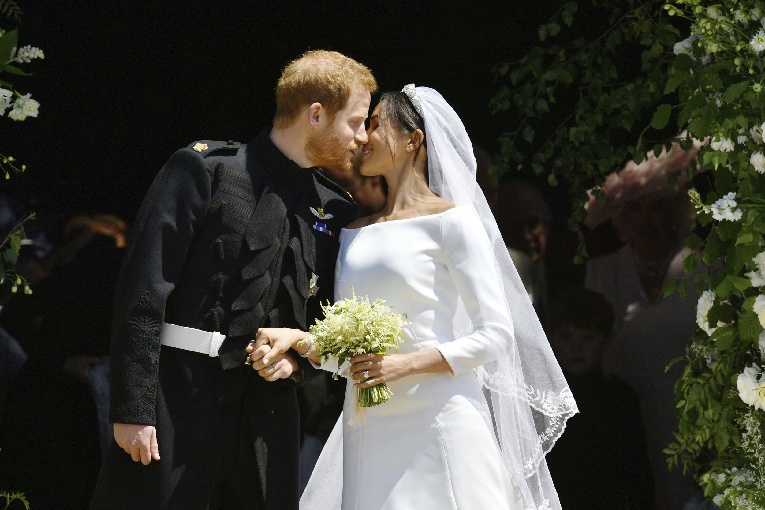 Pictures Of Royal Wedding.Meghan Markle And Prince Harry S Royal Wedding Offers An