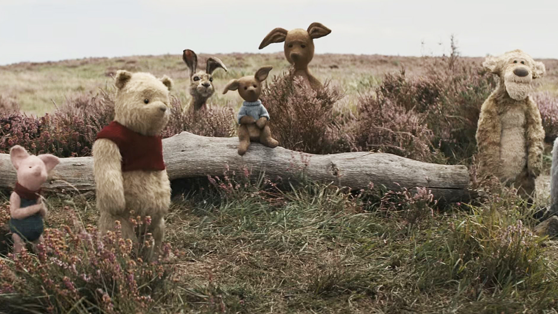 Winnie The Pooh Is Back In New 39 Christopher Robin 39 Trailer