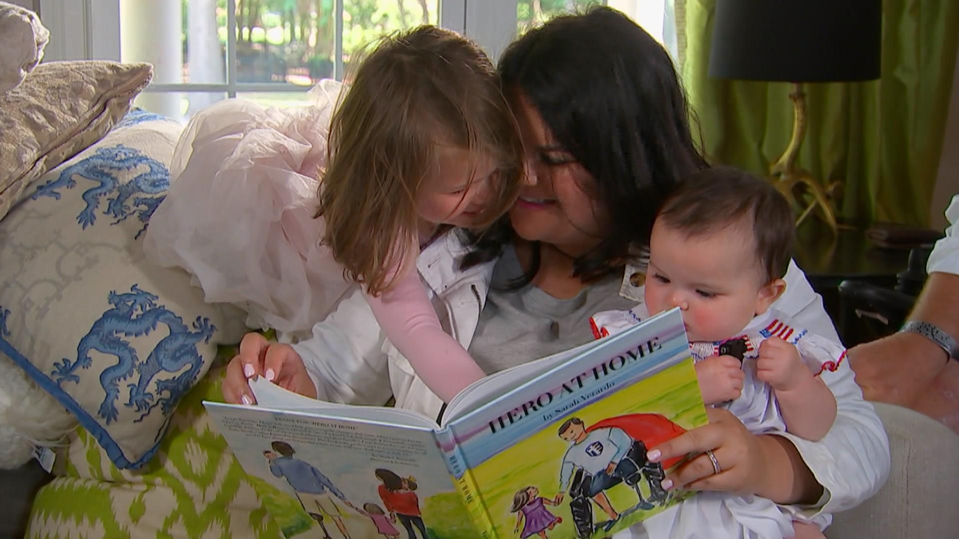'Hero at Home' children's book helps kids understand ...