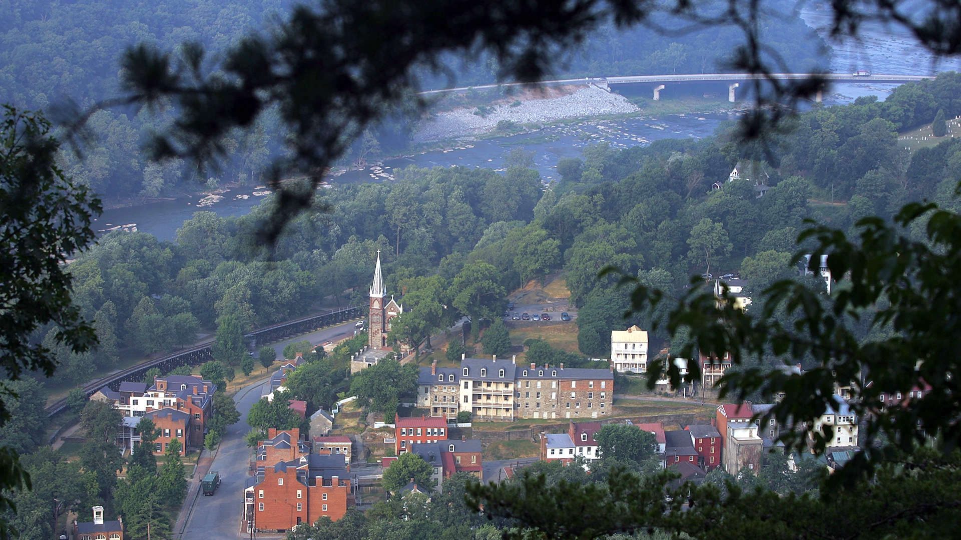 Best Family Vacations Harpers Ferry West Virginia