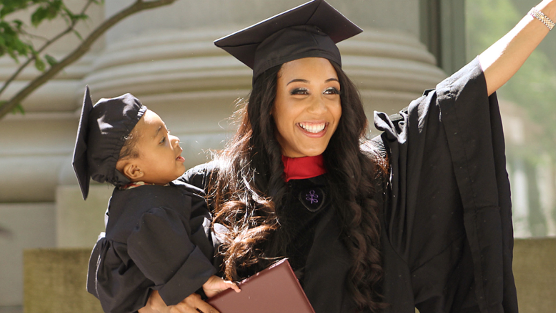 Single mom graduates from Harvard Law: \'Let\'s keep beating all their ...