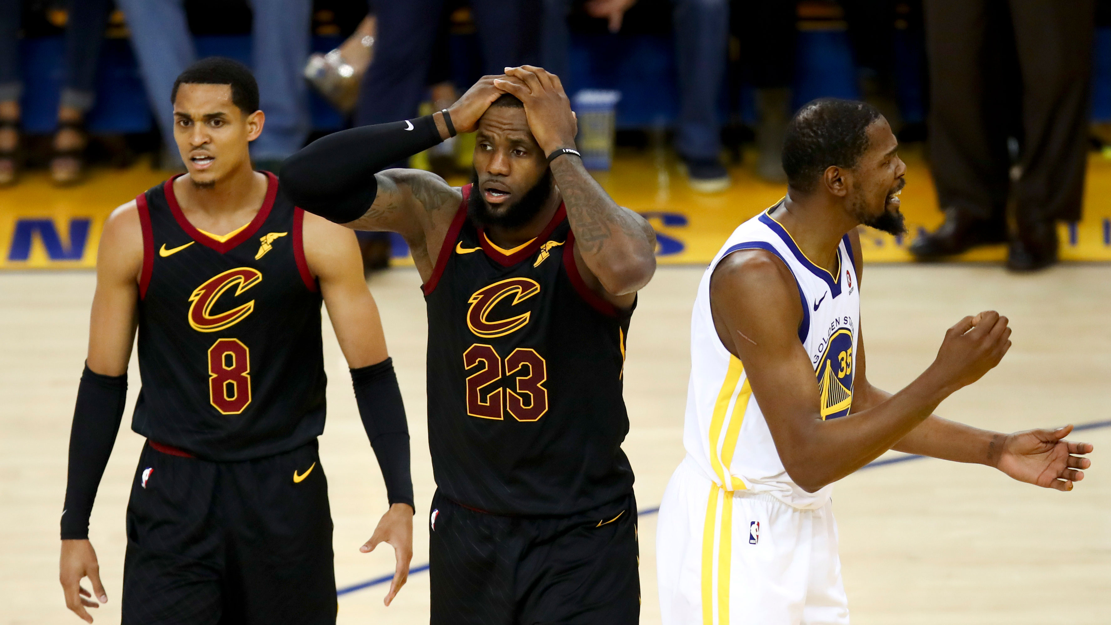 Warriors-survive-LeBron's-51-to-take-NBA-Finals-lead-—-with-a-little-help-from-J.R.-Smith