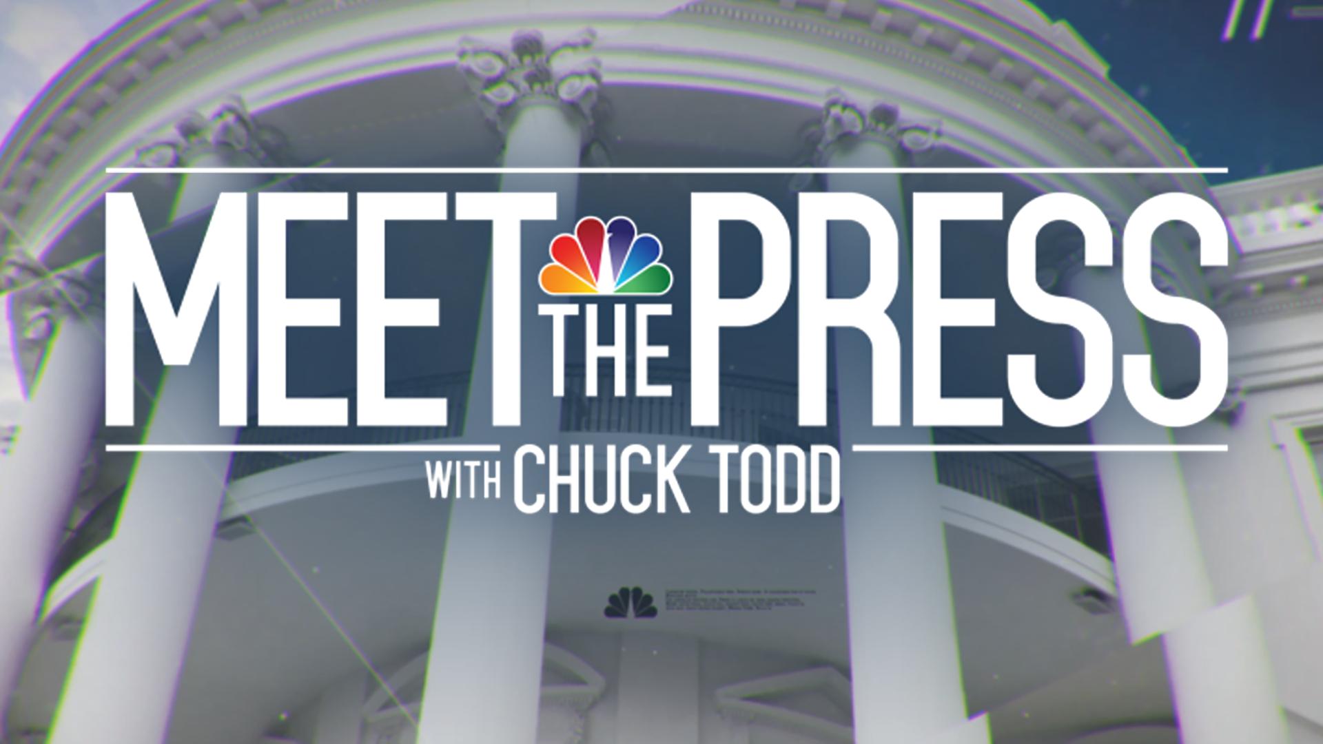 Meet the Press - June 3, 2018
