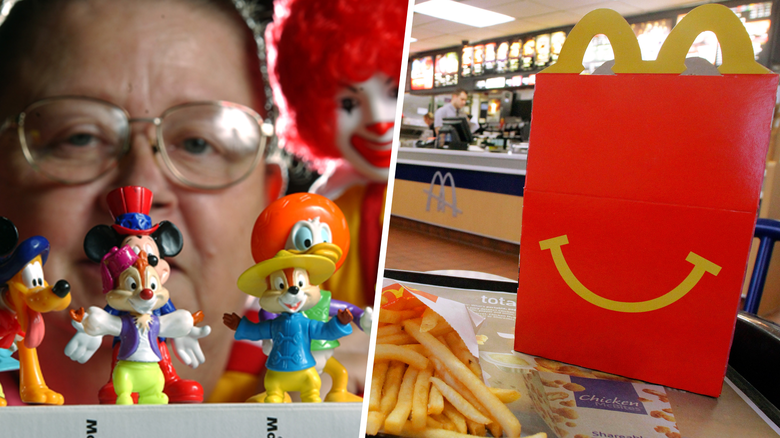 McDonald's Happy Meal toys may be worth big money