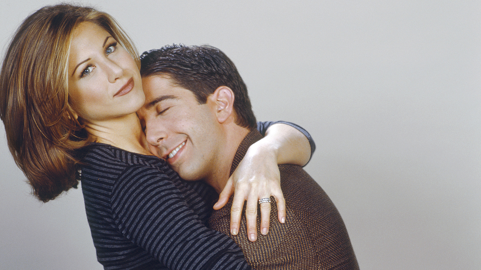 ross and rachel dating history