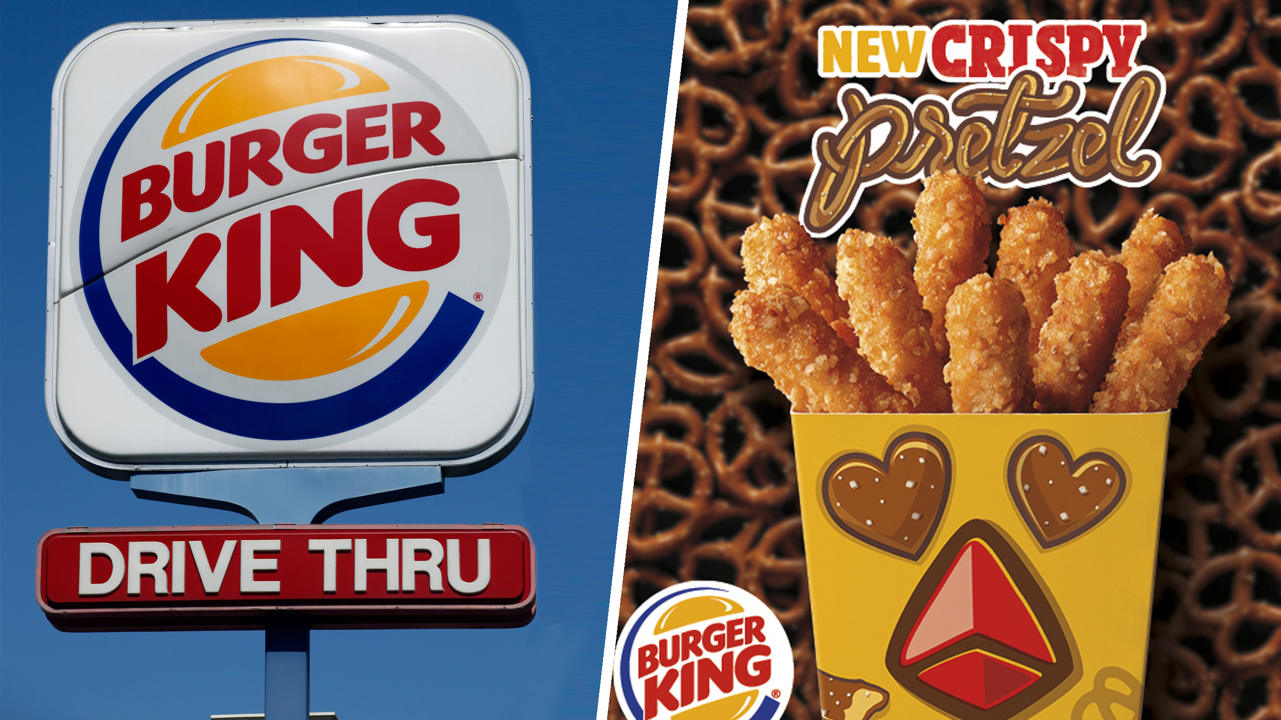 Burger king chicken fries dating app commercial