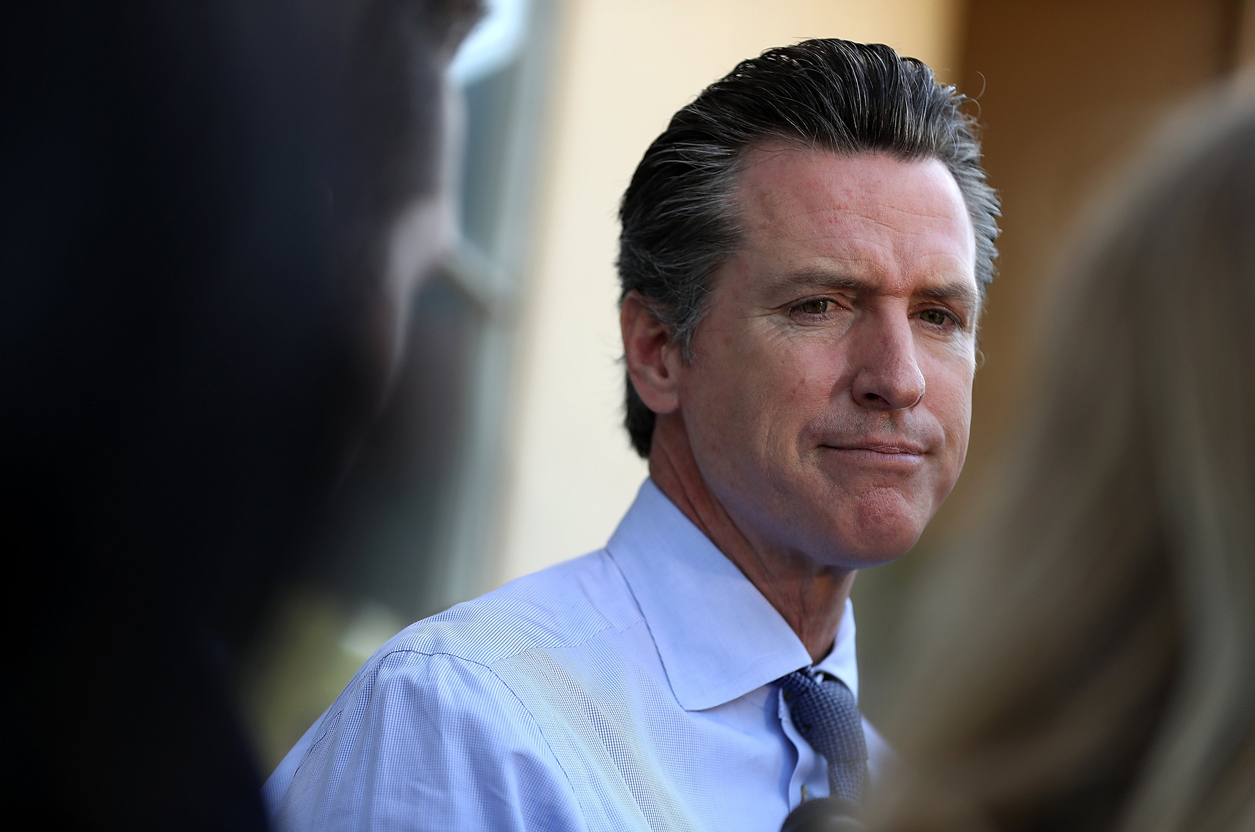 Image: California Gov. Gavin Newsom