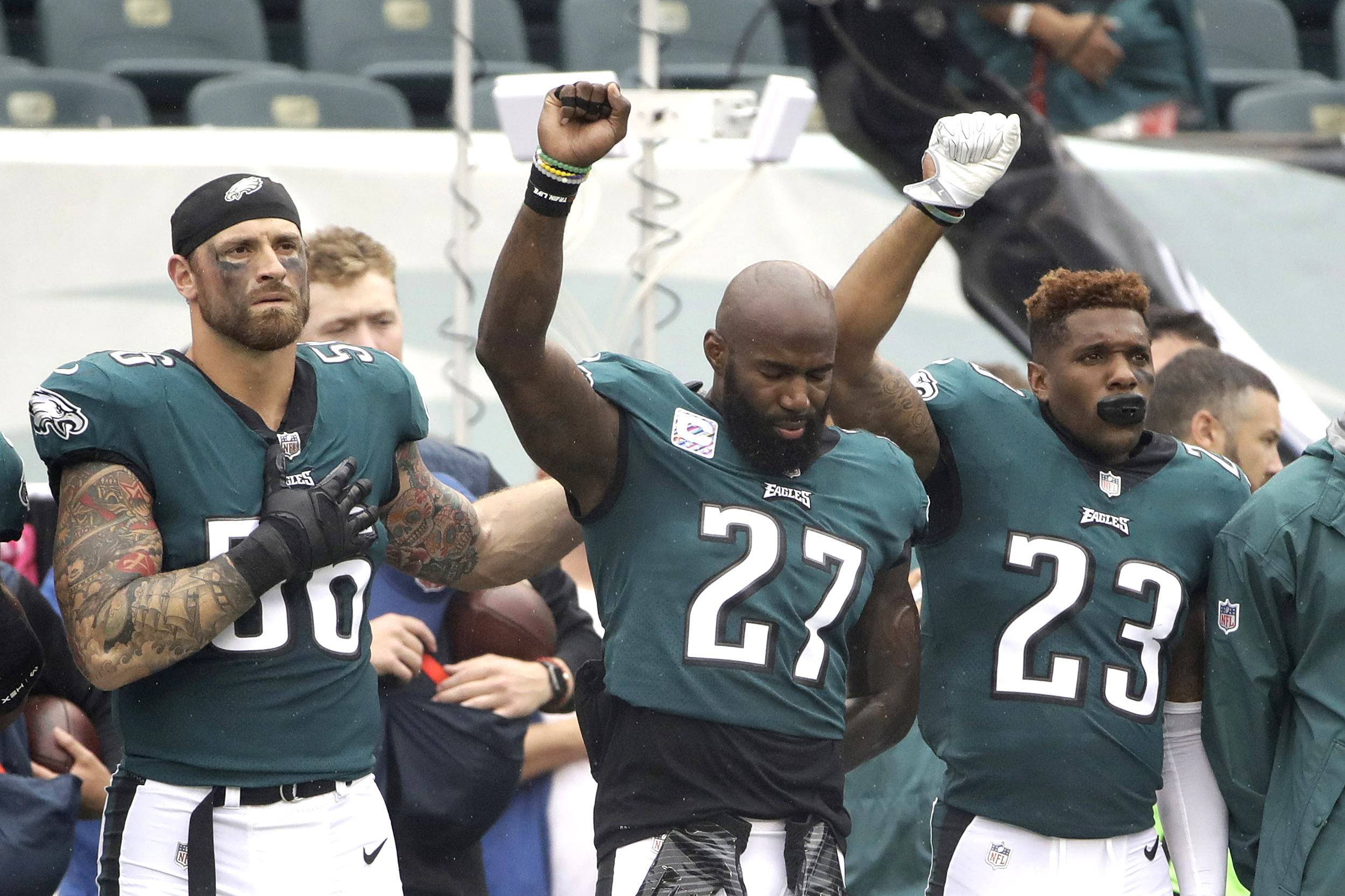 Maggie Serota The Philadelphia Eagles are America s football team now. And  Trump s feud with them proves it. 116ecb91f