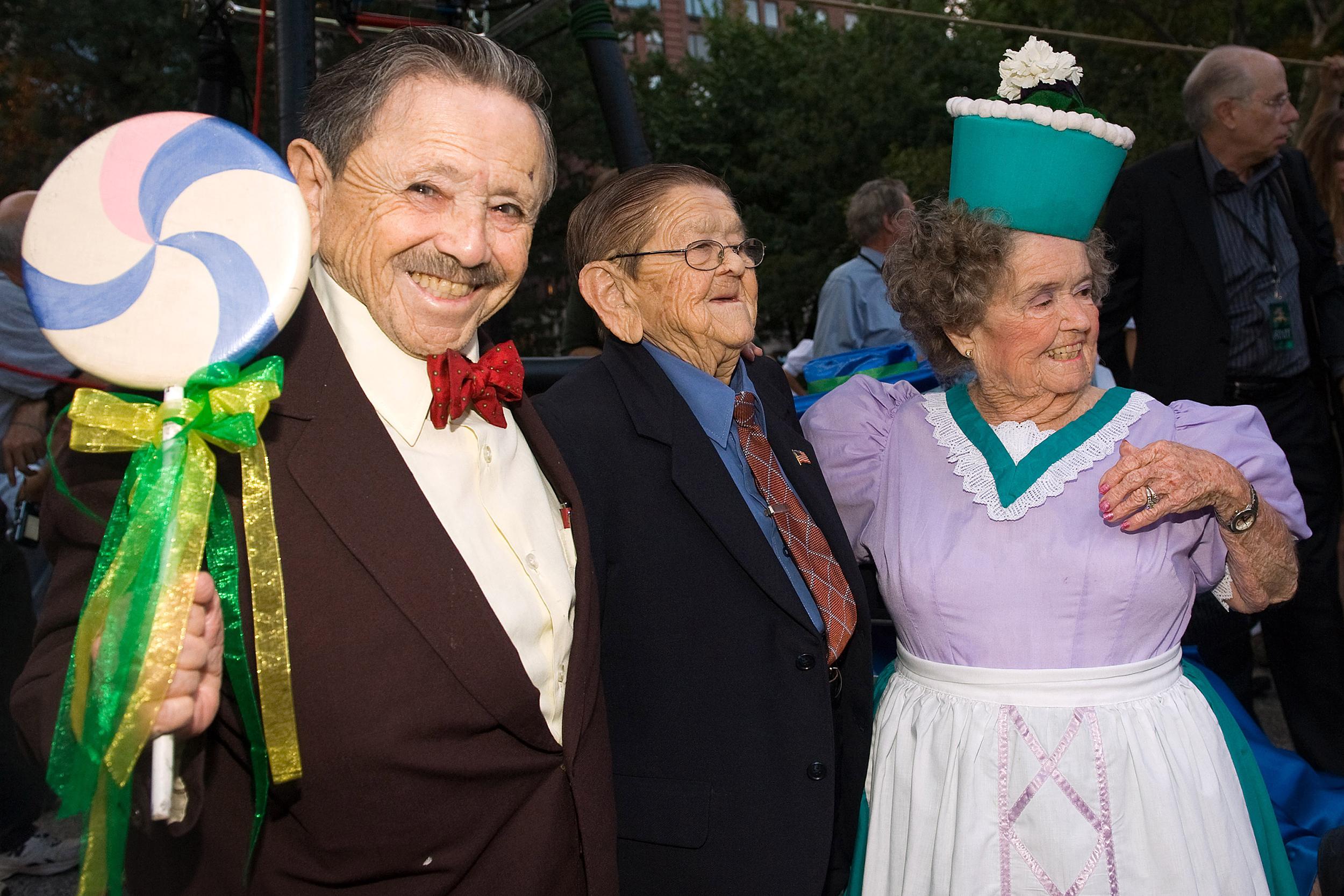 Last Surviving Wizard Of Oz Munchkin Jerry Maren Dies