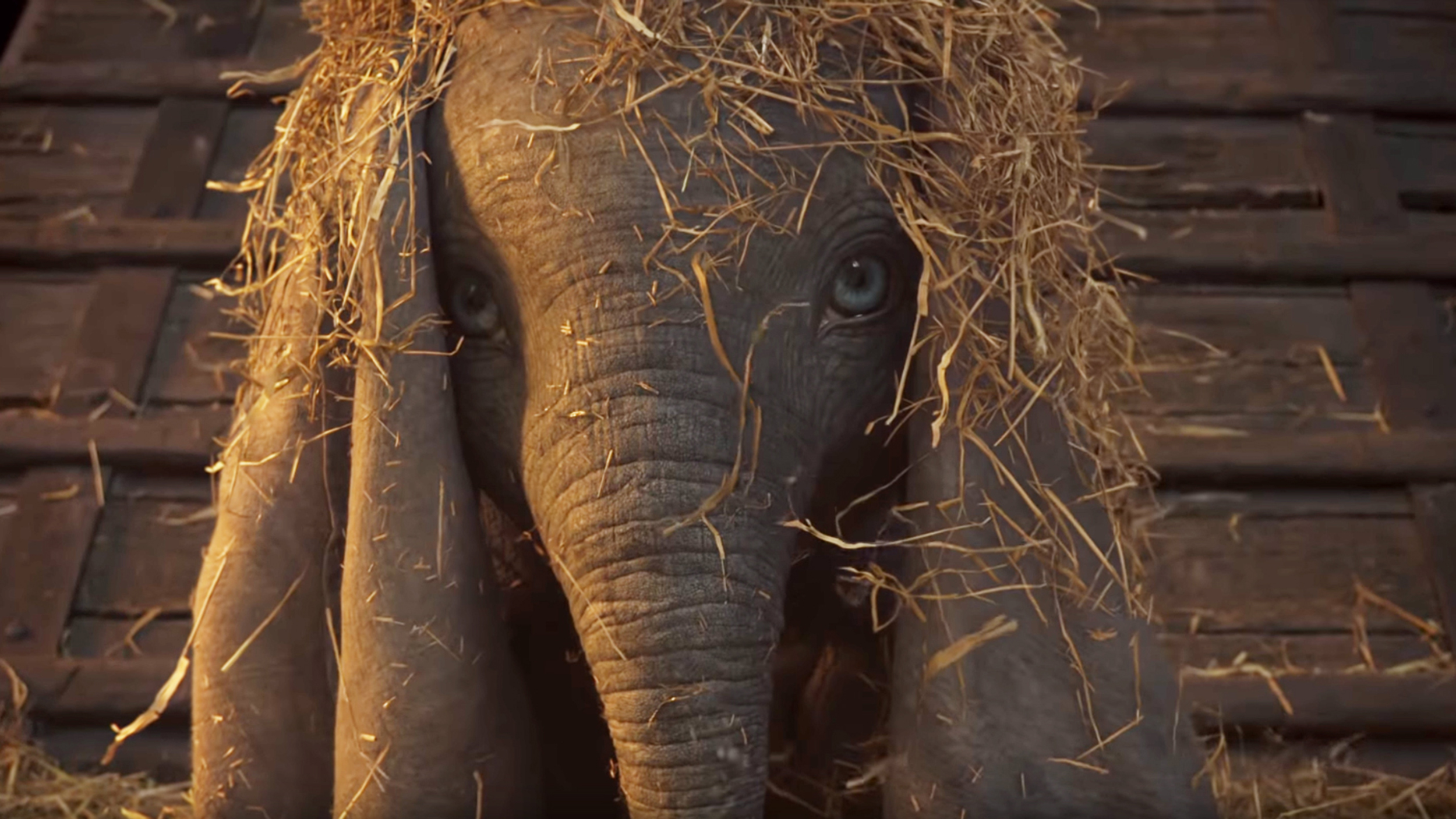 'Dumbo' trailer sends our hearts flying and our eyes crying