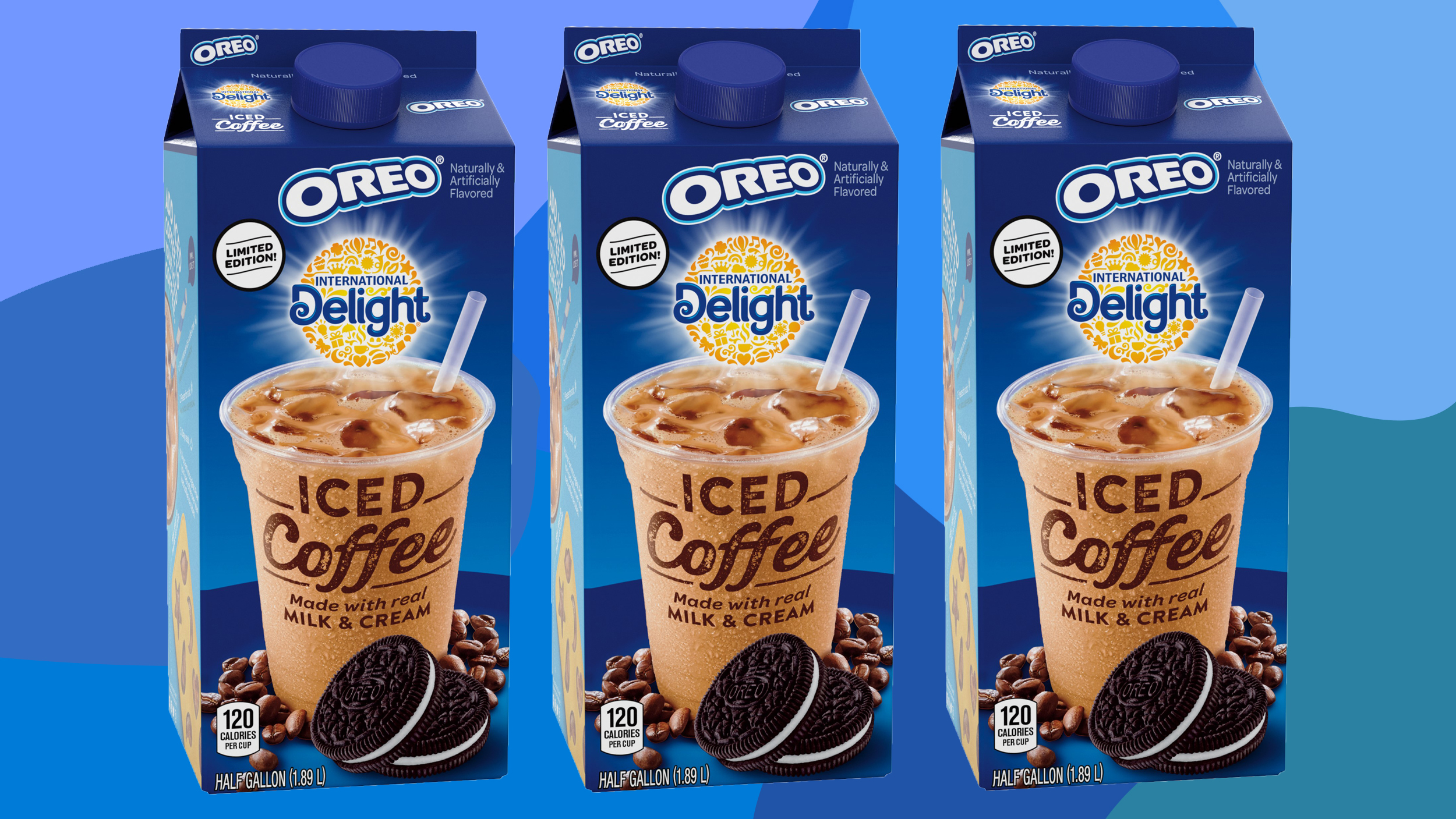 International Delight Oreo Iced Coffee Is Available At Walmart