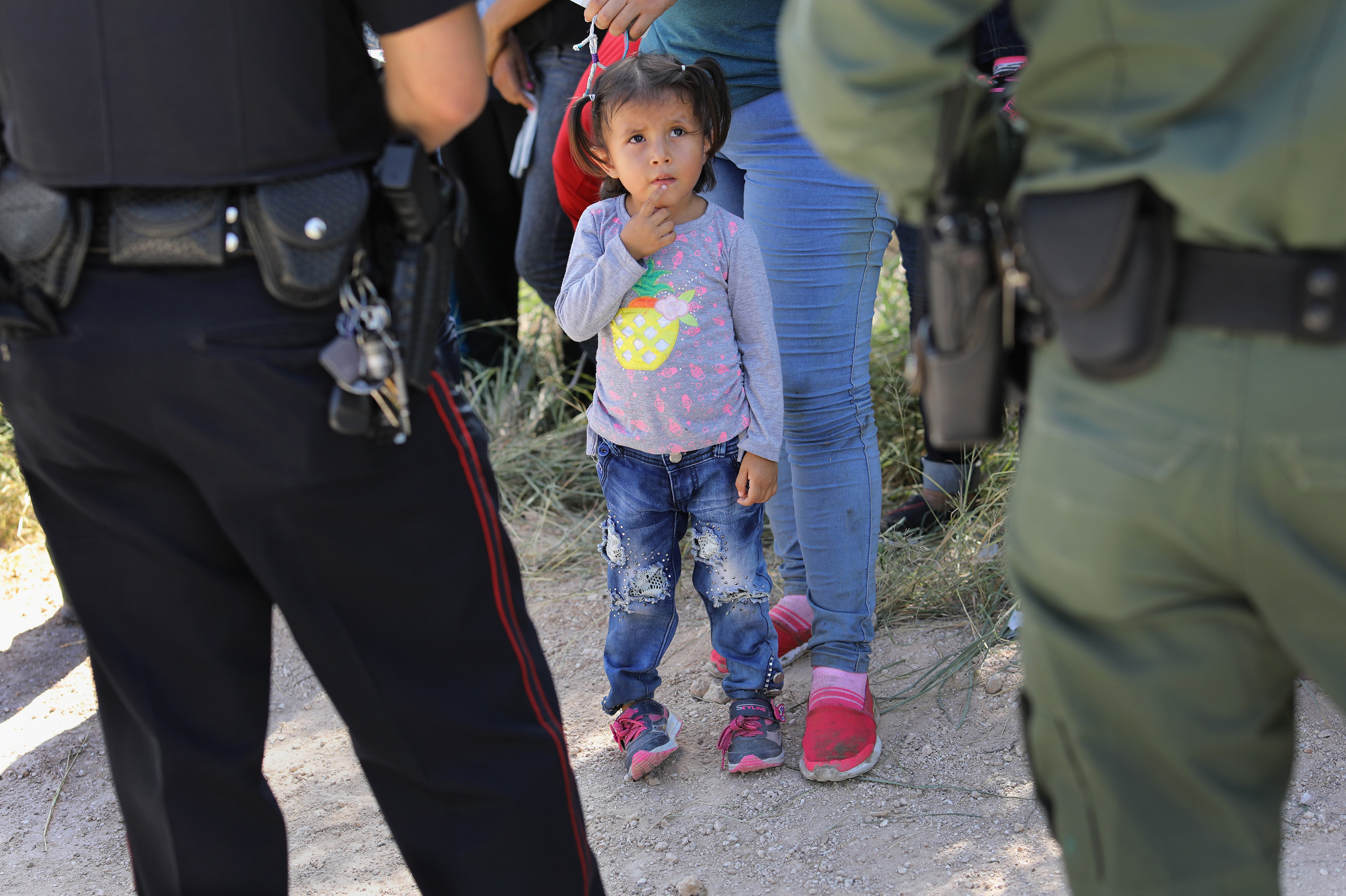 Border separations can permanently damage kids