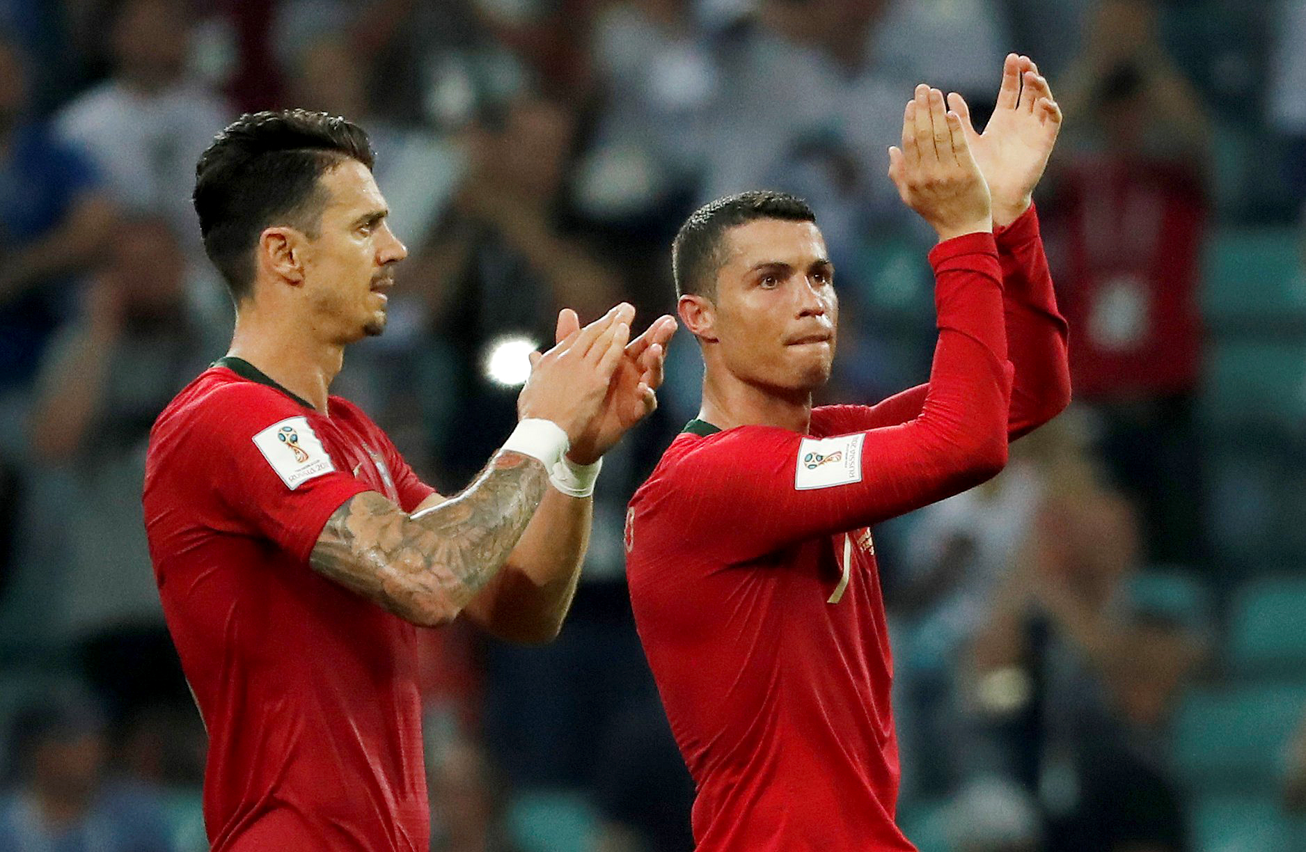 Sensational-Ronaldo-hat-trick-helps-Portugal-to-3-3-draw-with-Spain