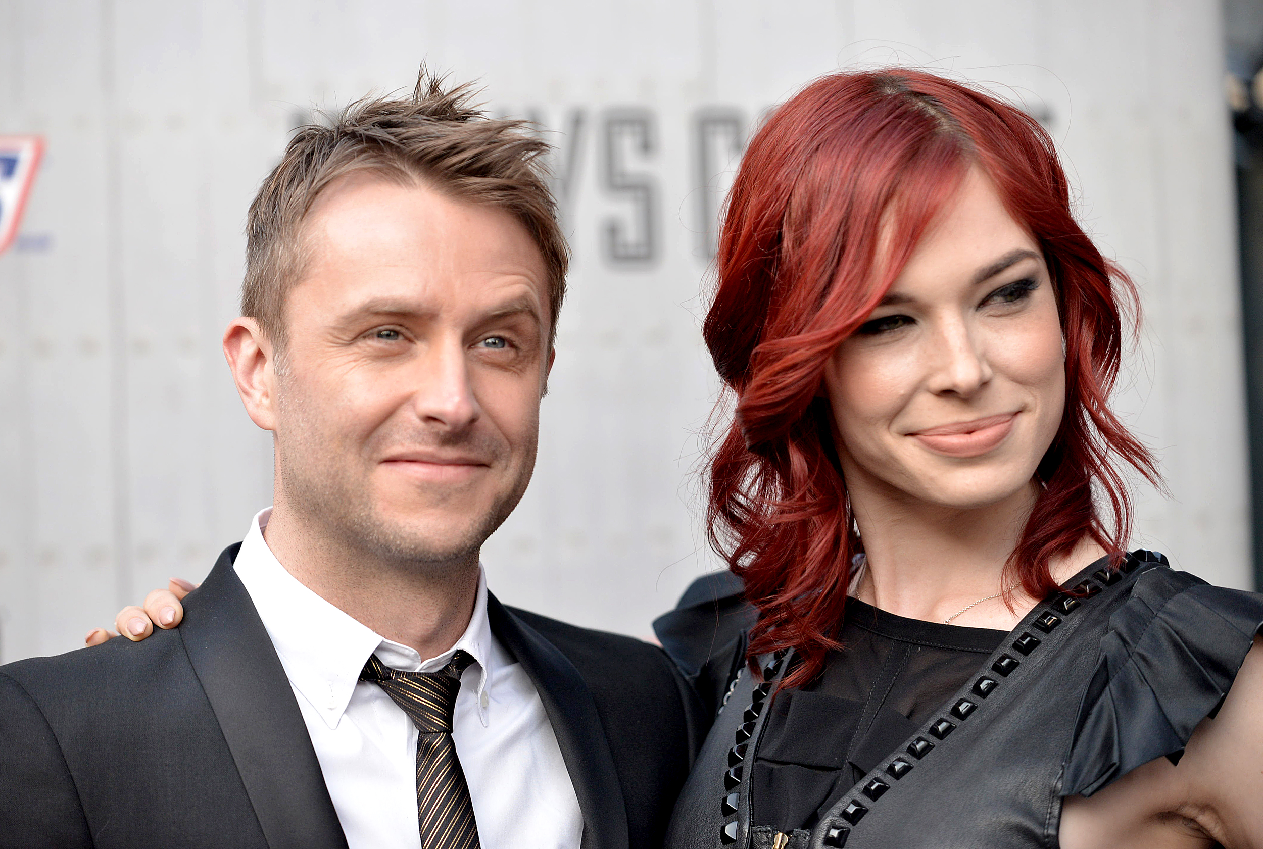 AMC Networks halts Chris Hardwick's show while investigating abuse allegations