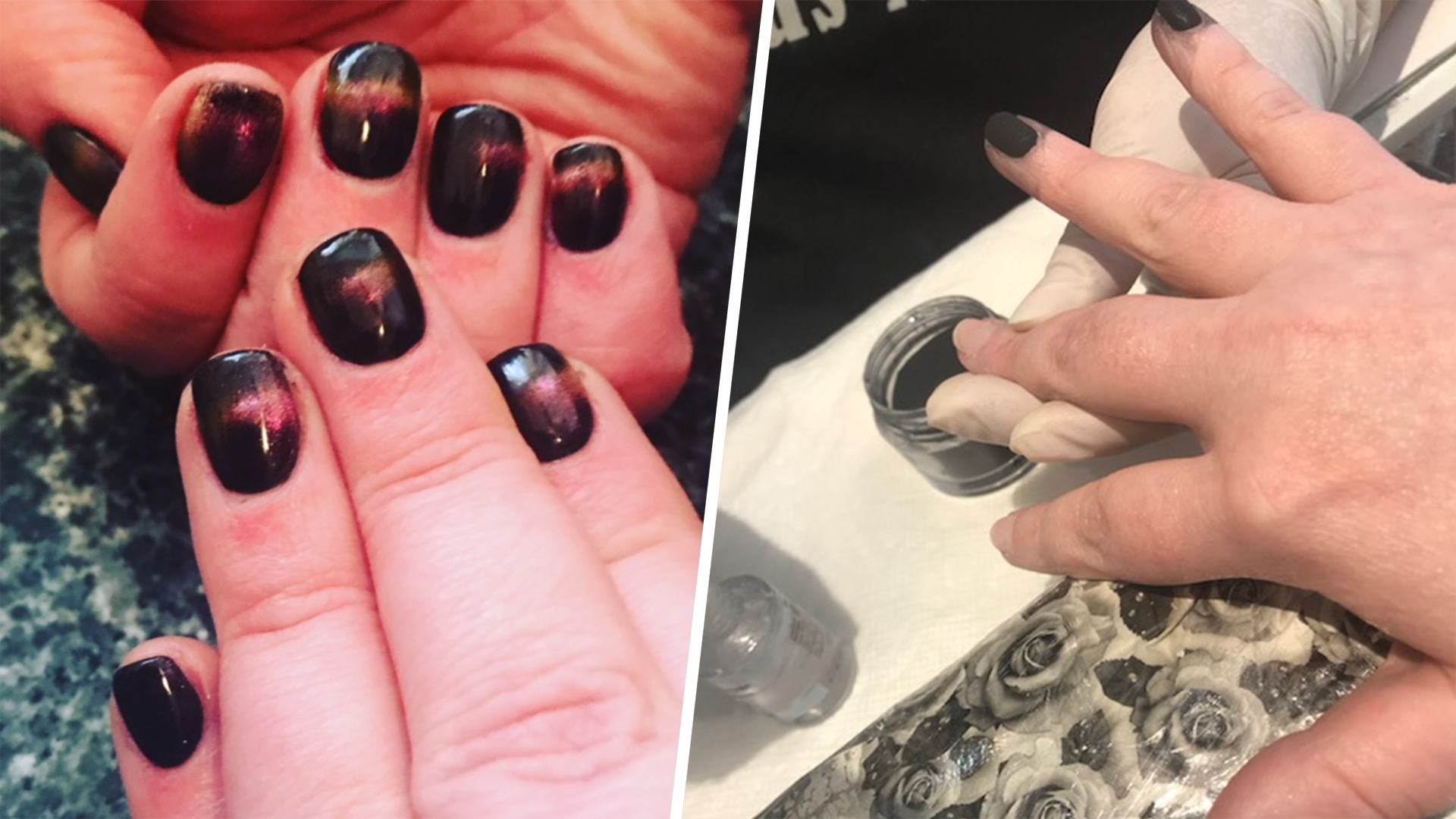 SNS nails I tried dip powder nails and here's what you need to know