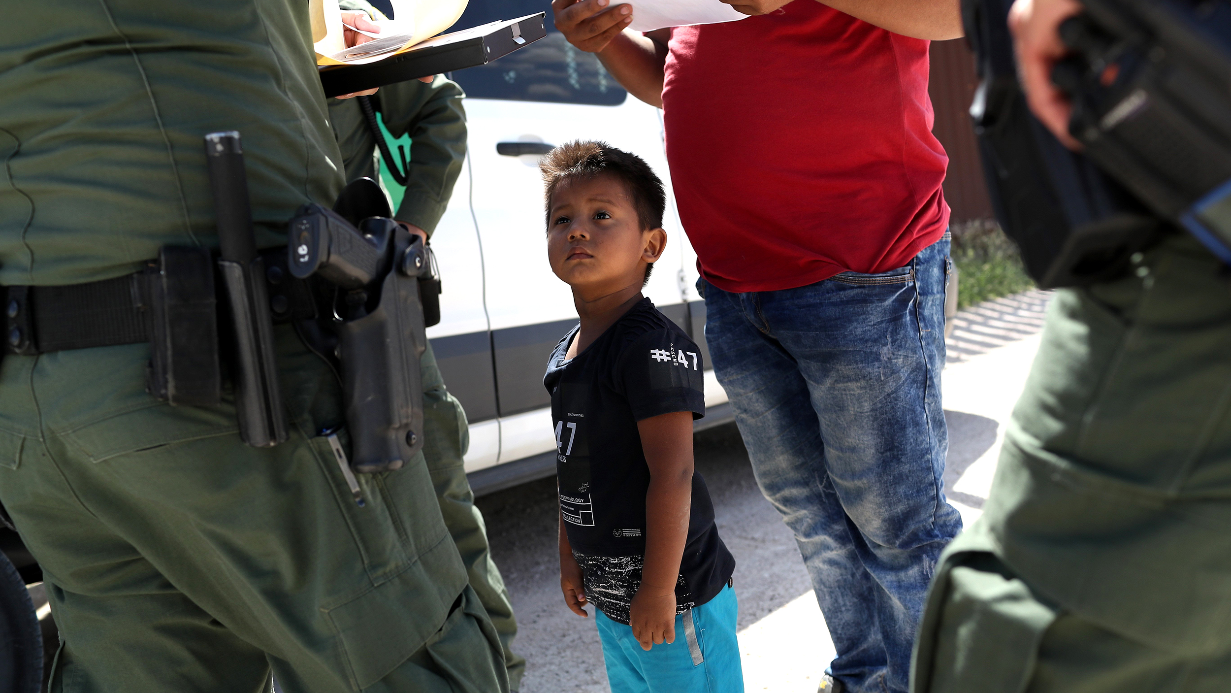 How to help immigrant children at the U S -Mexico border