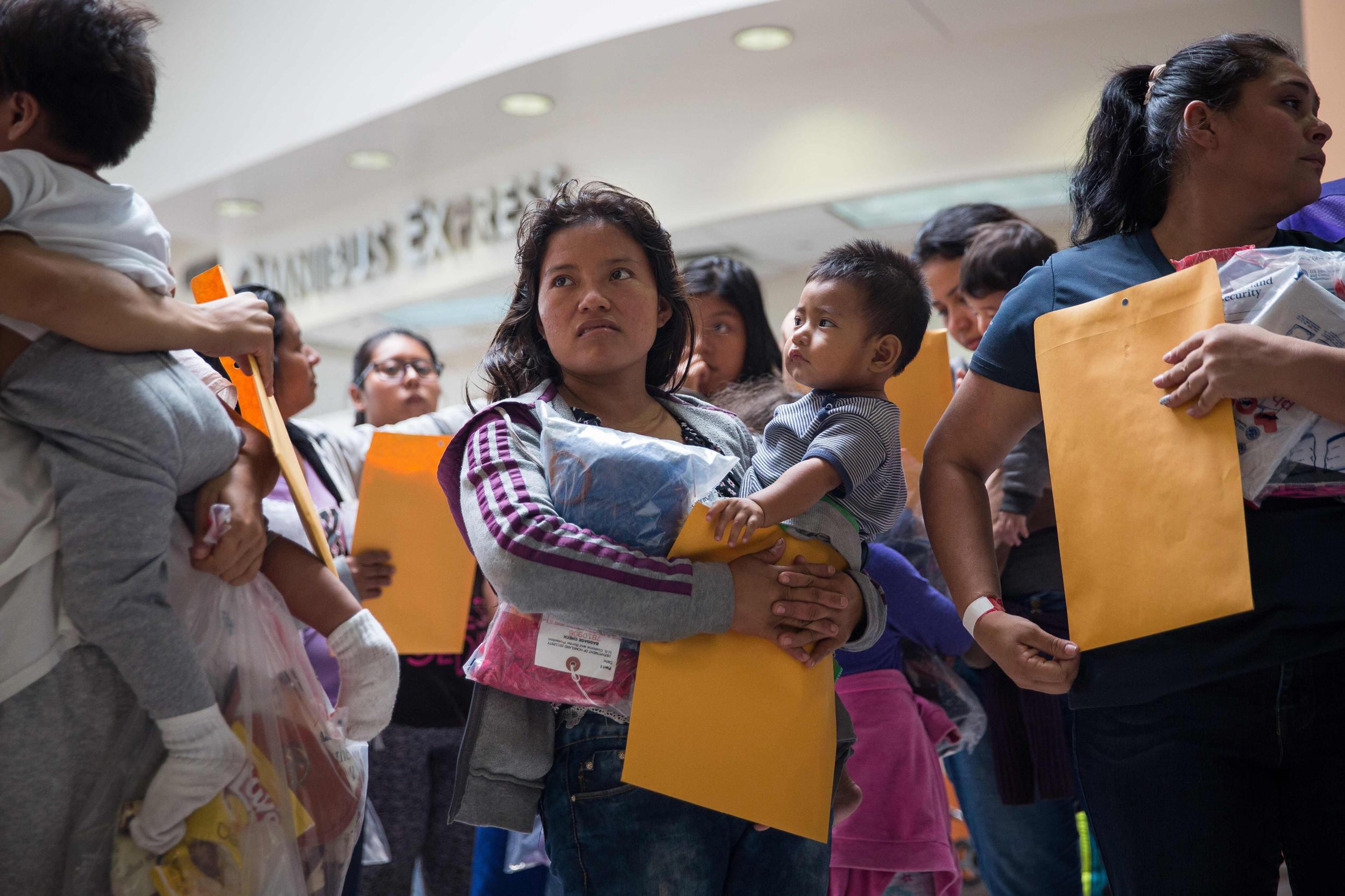 The families who slip through Trump's zero-tolerance border policy