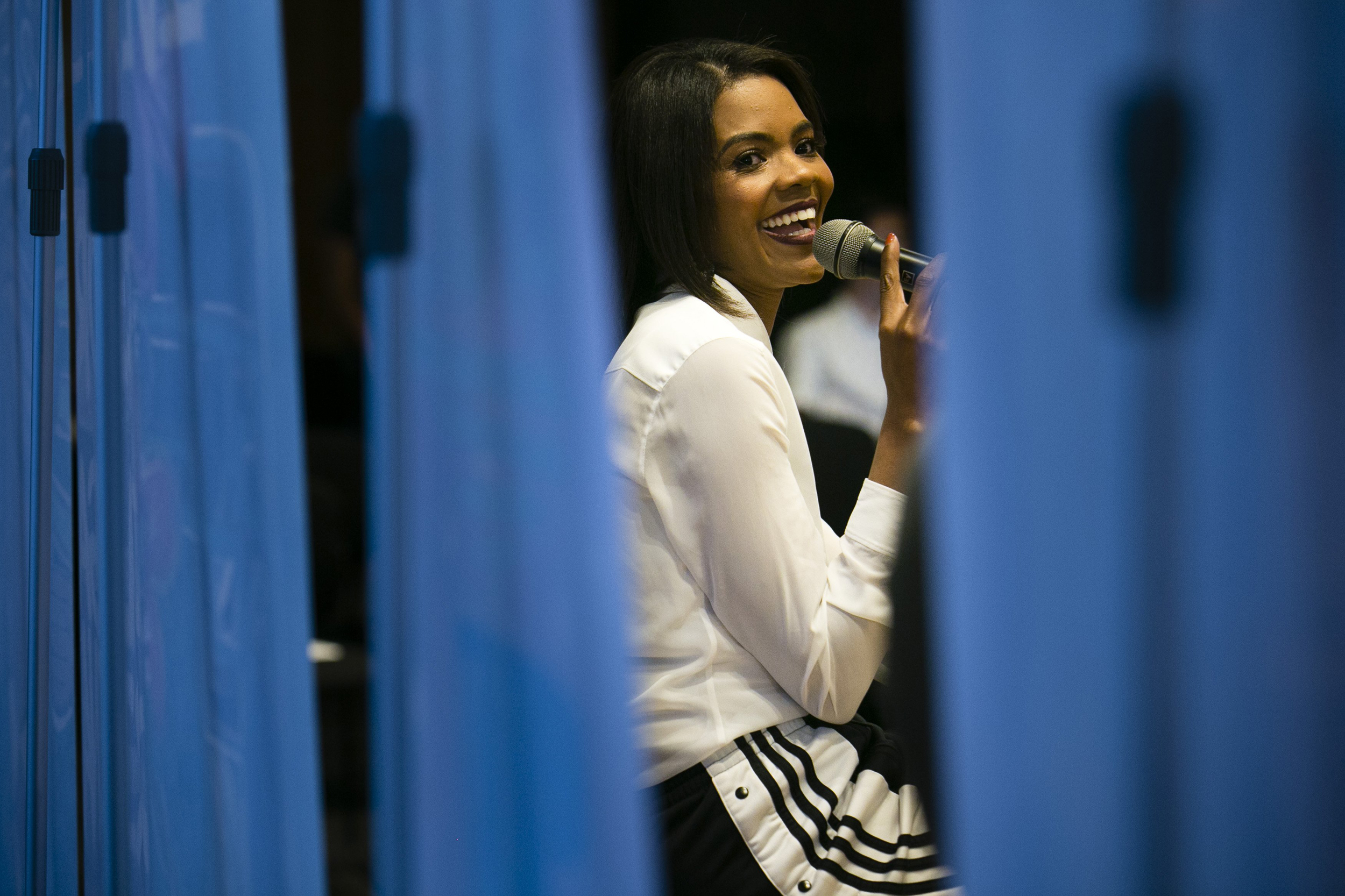 How Candace Owens suddenly became the loudest voice on the far right
