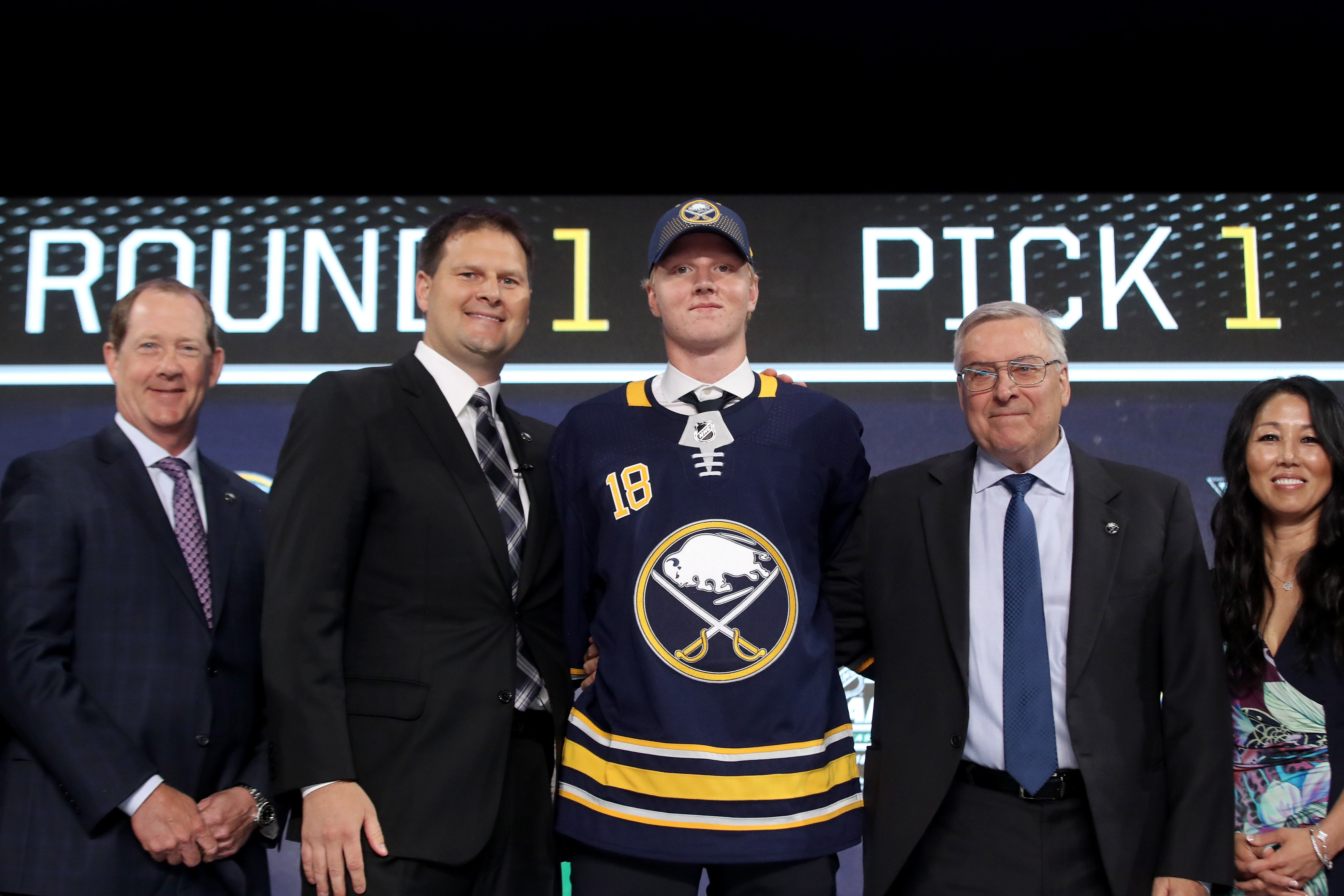 Analyzing every pick from the first round of the NHL Draft