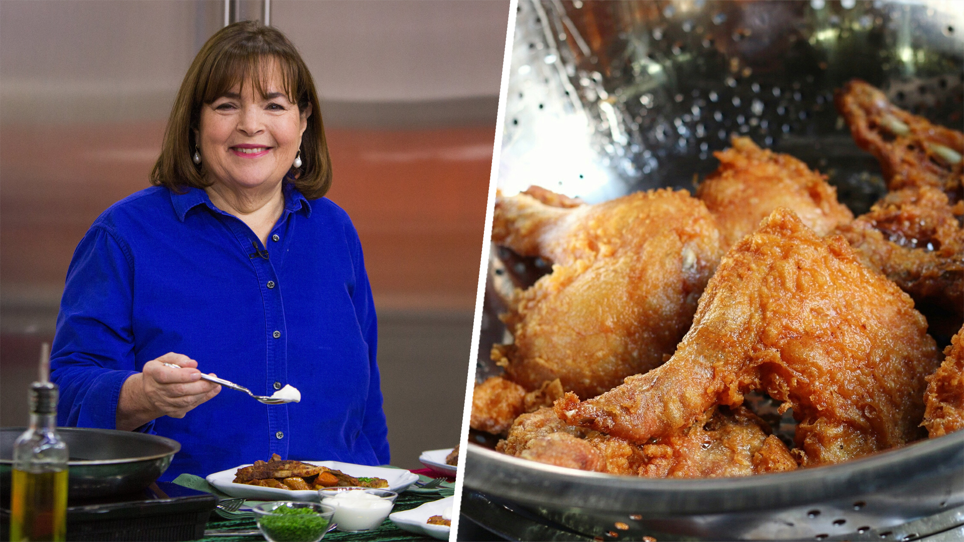 Ina Garten Shares Secret To Perfect Fried Chicken For 4th Of July Today Com