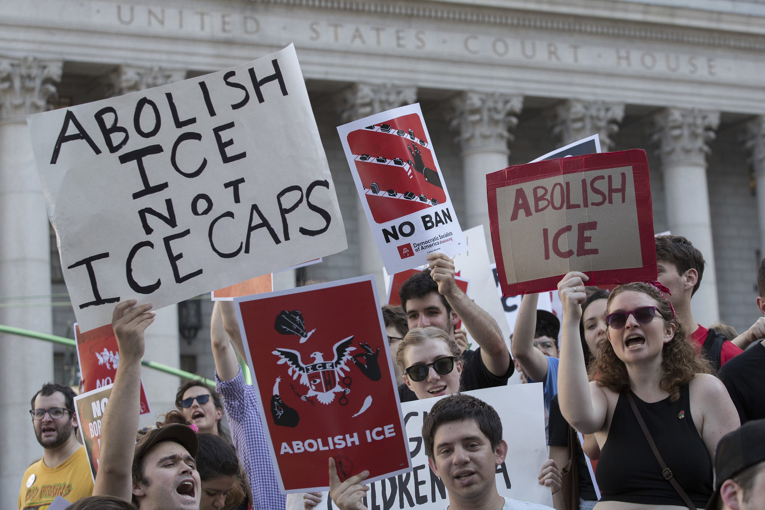 Zephyr Teachout: 'Abolish ICE' is not just a slogan. It's a plan ...