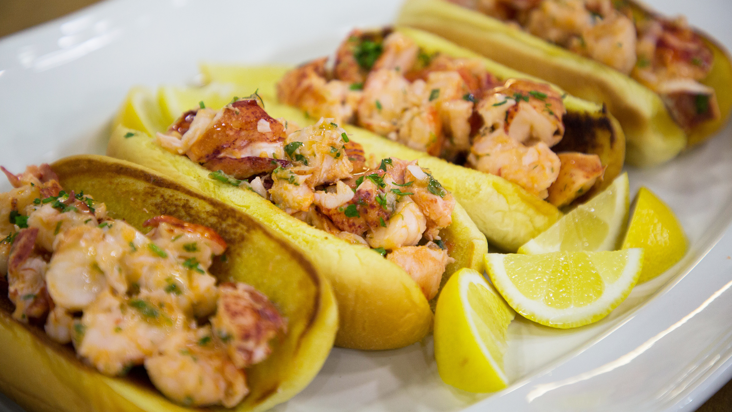 Connecticut-Style Lobster Rolls - TODAY.com