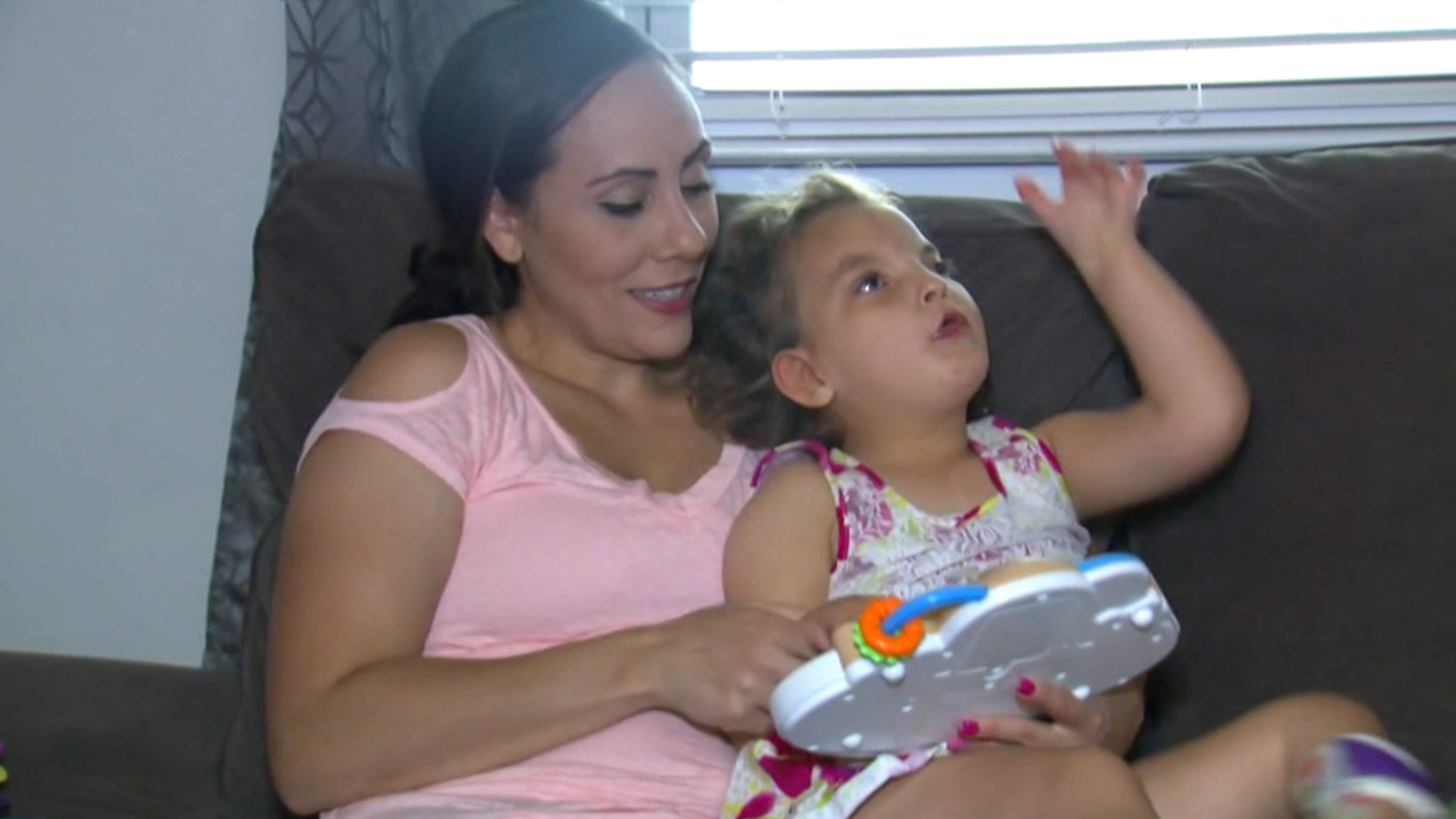 Texas couple considers divorce to help pay for daughter's health care costs