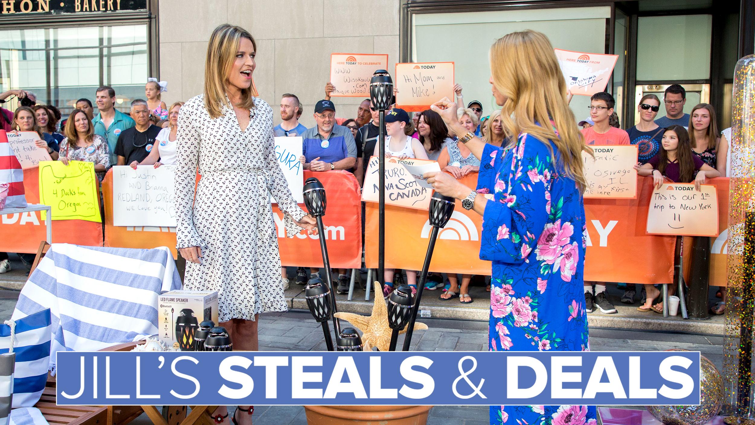 Steals And Deals Summer Books Portable Speaker Water Bottles Beach Towel