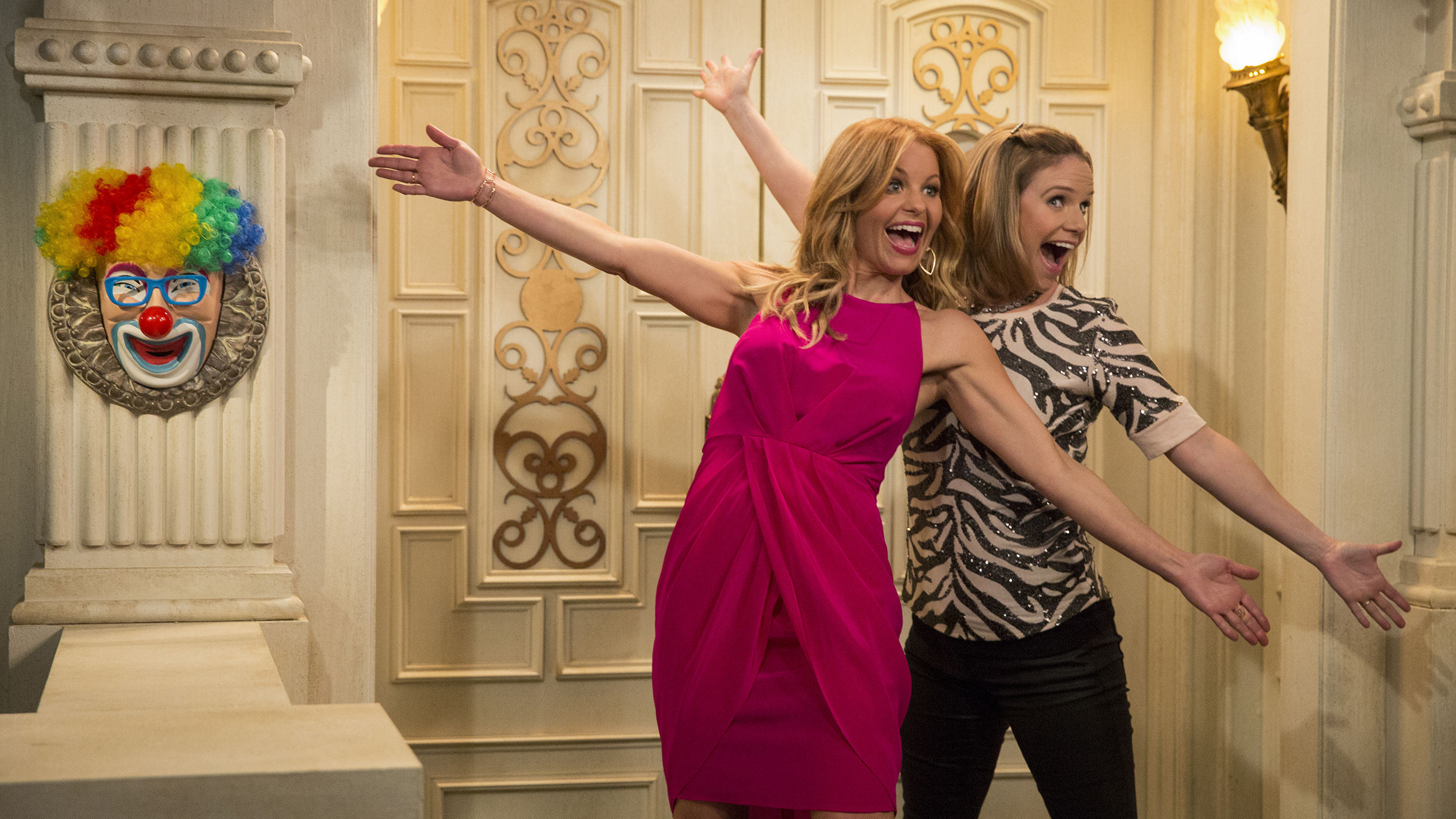 'Only took 30 years': See how 'Fuller House' cast reacted to Emmy nomination