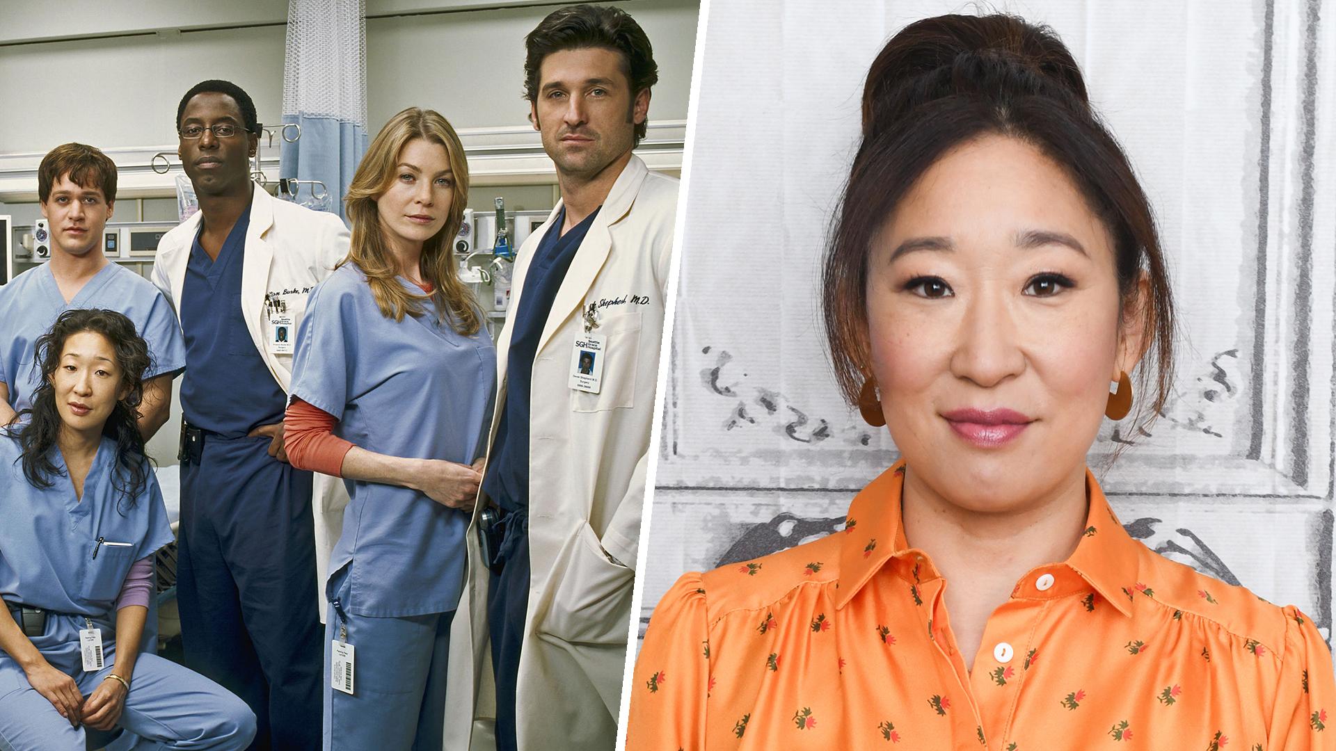 Sandra Ohs Greys Anatomy Co Stars Celebrate Her Historic Emmy