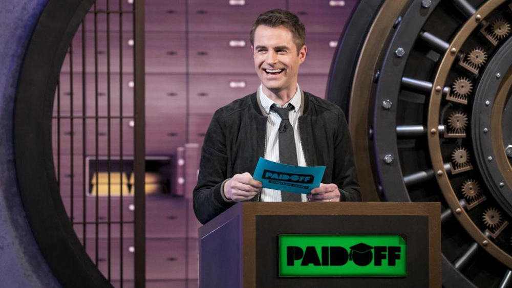Student loan debt is a serious issue. It's also the focus of a new game show.