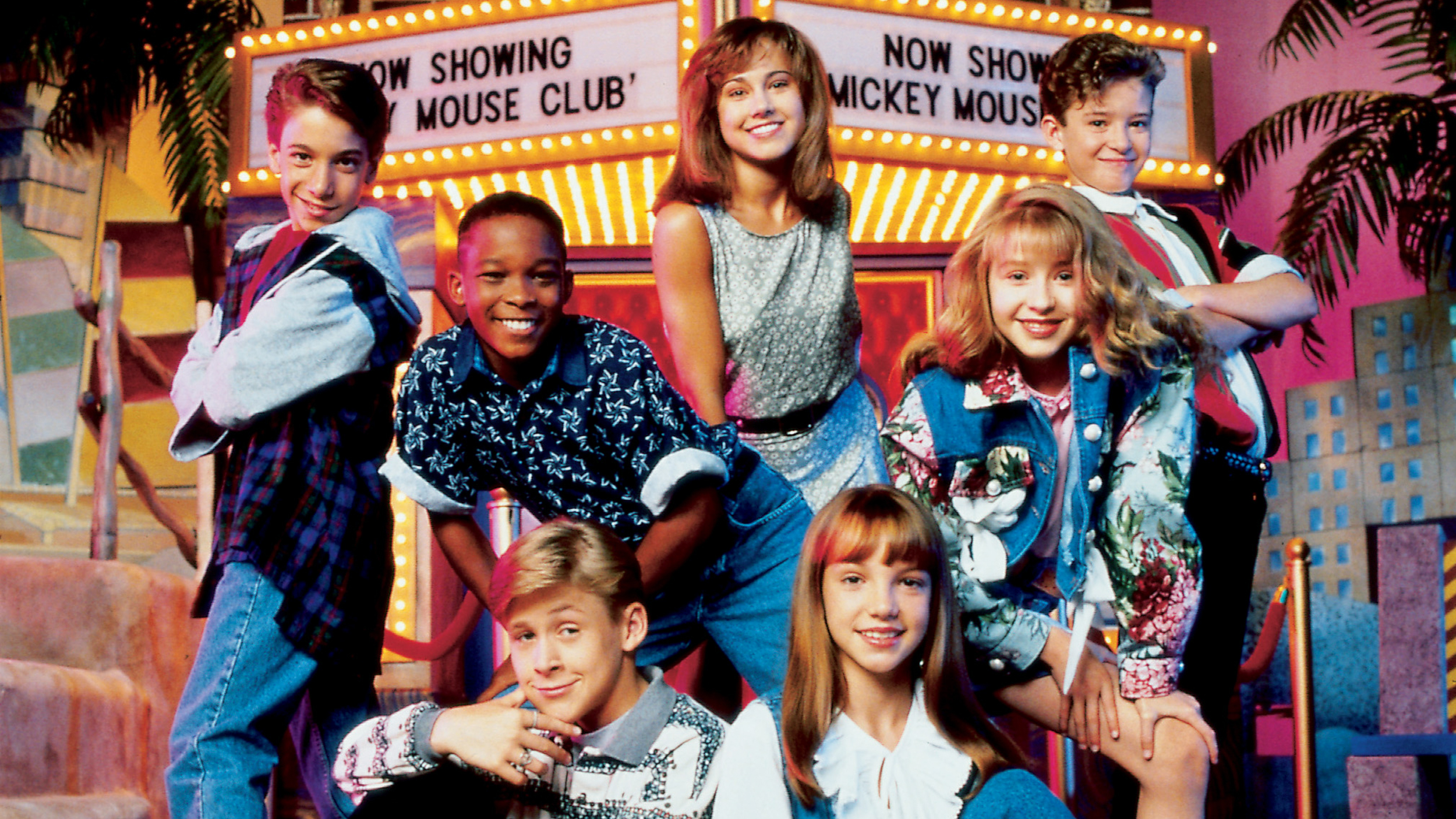 Britney Spears Is Definitely Down For A Mickey Mouse Club Reunion