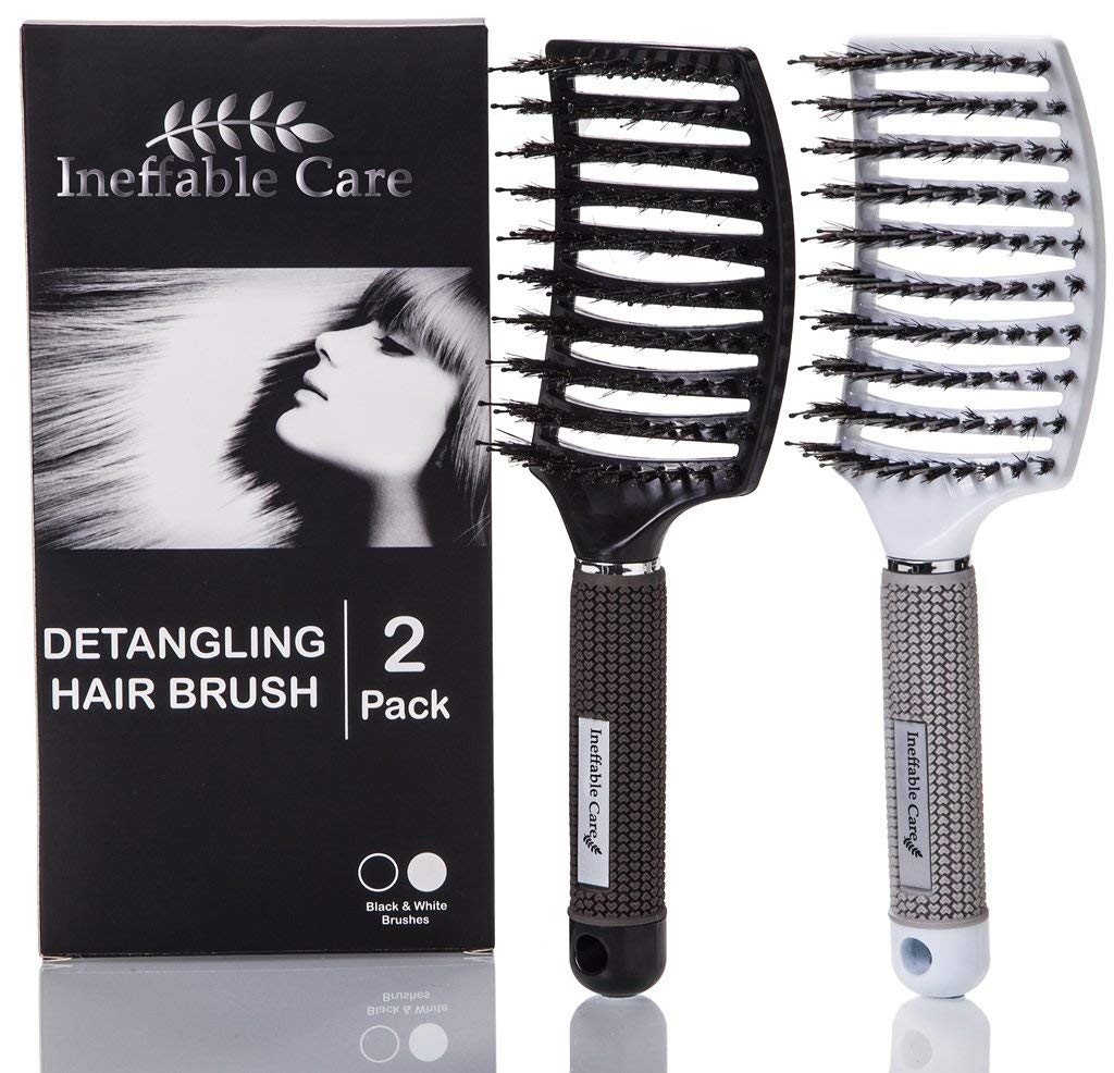 The Best Hairbrushes For Each Hair Type