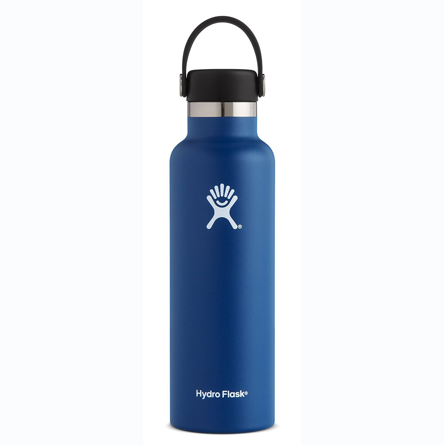 Portable Universal Double-layer Heat Insulation Plain Water Bottles Drinking Cup