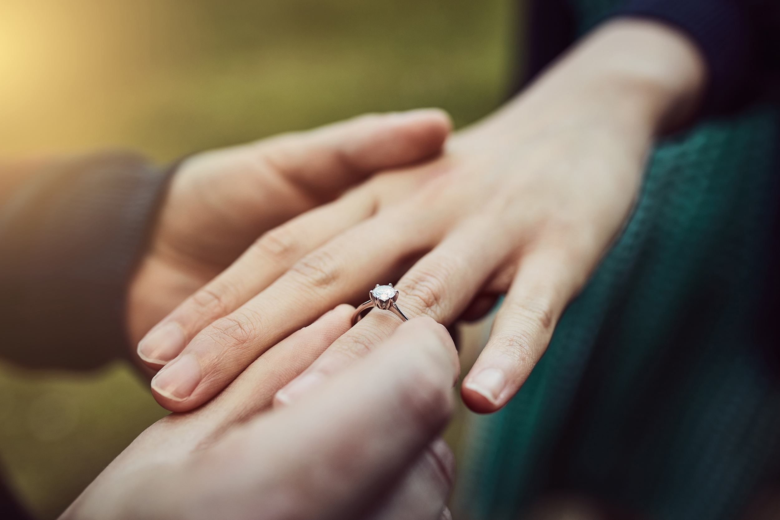 Diamonds Aren T Forever Why Cheaper Engagement Rings May Mean A Longer Marriage