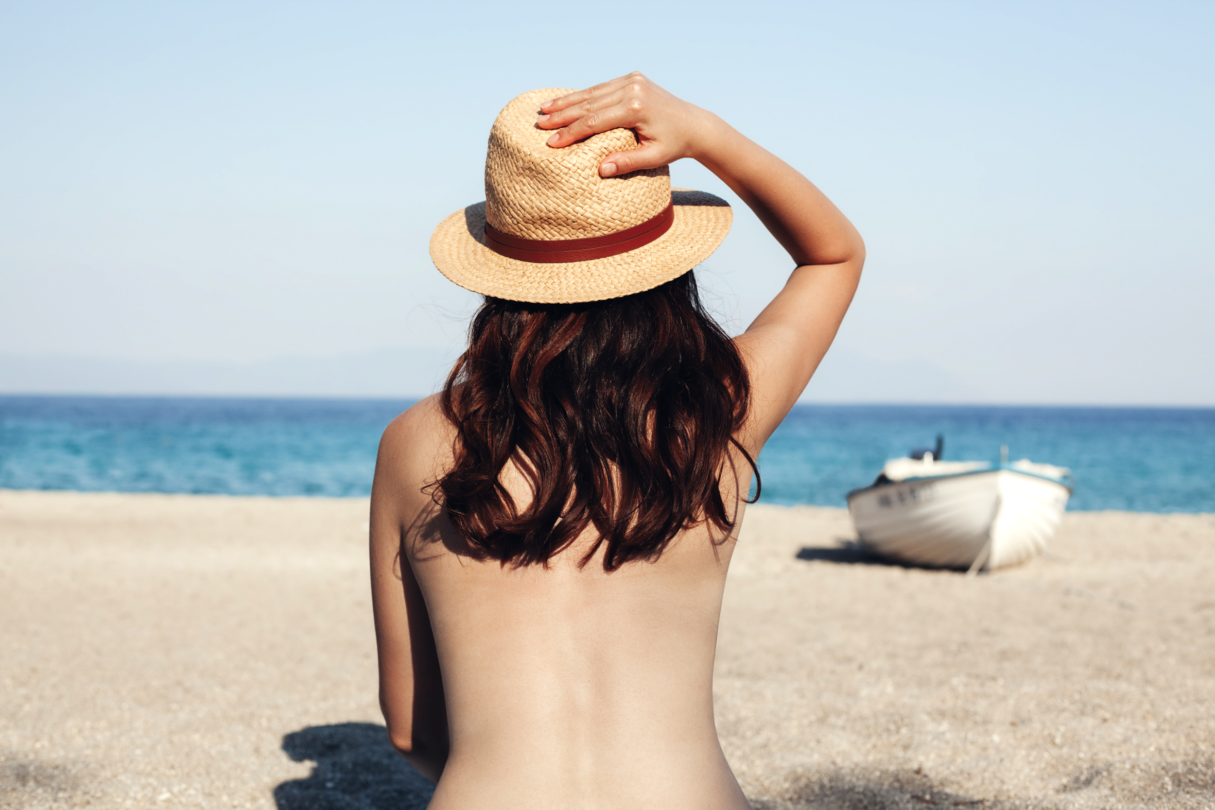 Would you ever vacation nude? 'Nacations' are the latest getaway trend