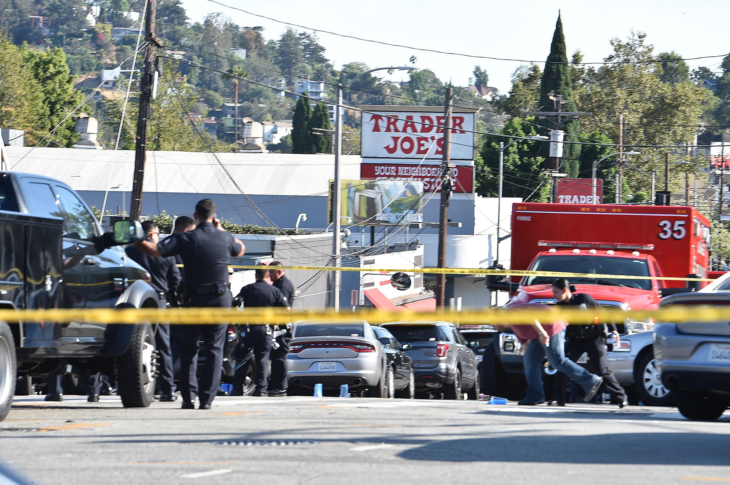 Suspect Held On 2 Million Bail After Deadly Standoff At Los Angeles