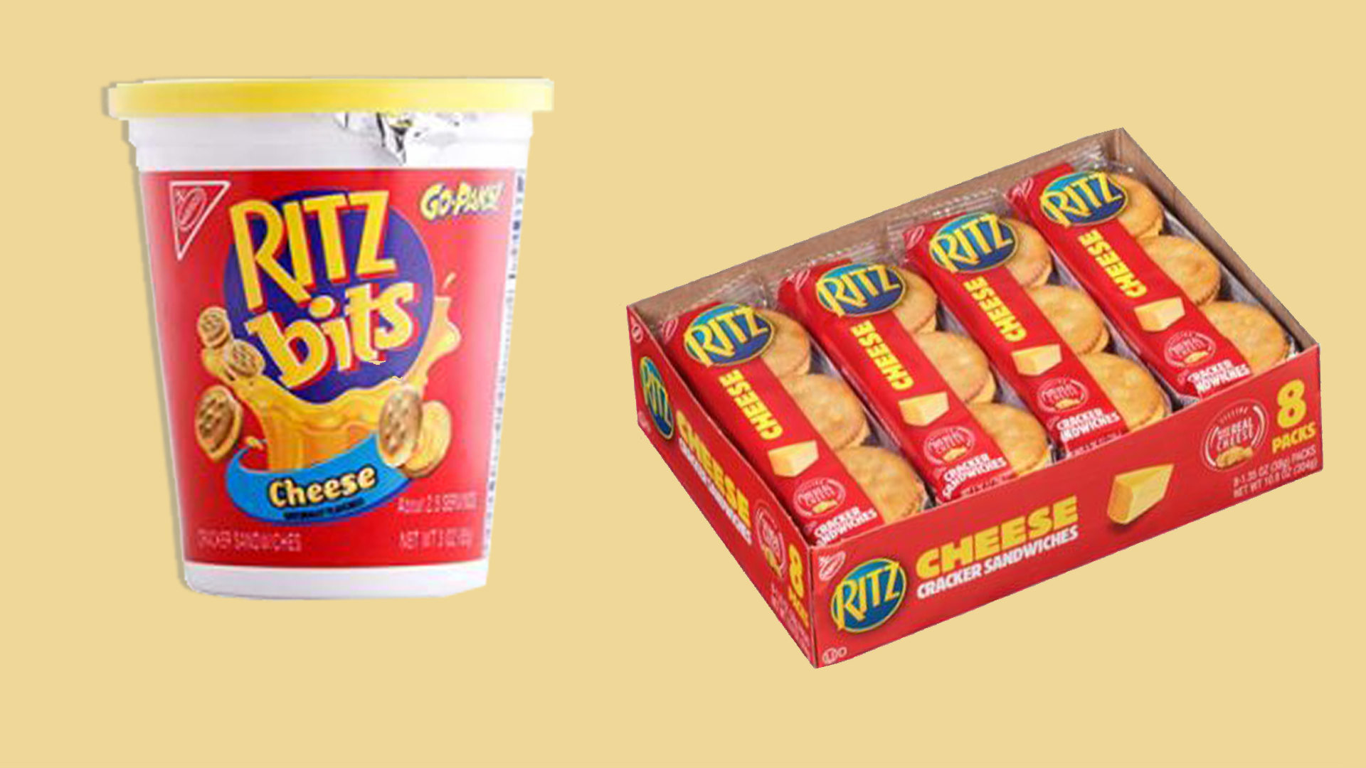 Ritz Crackers Products Recalled Over Potential Salmonella
