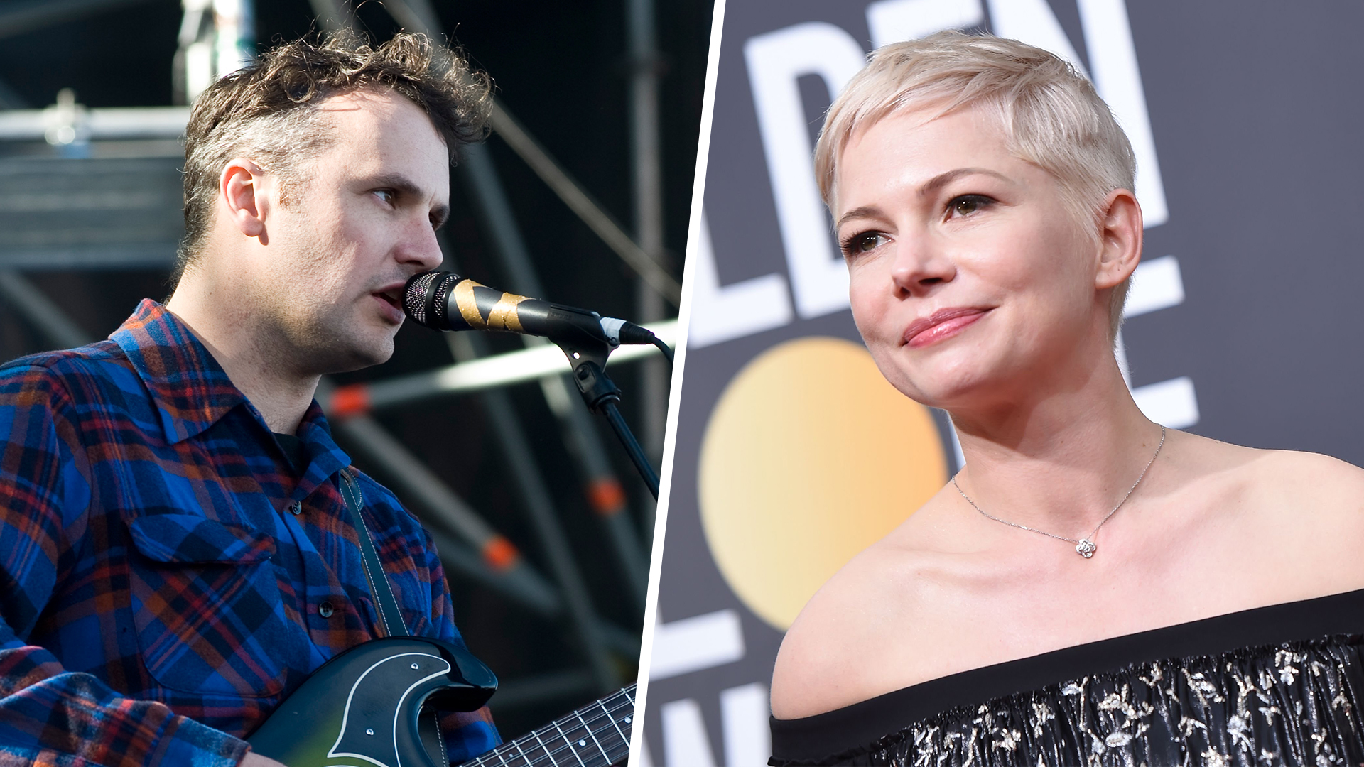 Watch Michelle Williams Married Musician Phil Elverum in a Totally Secret Ceremony video
