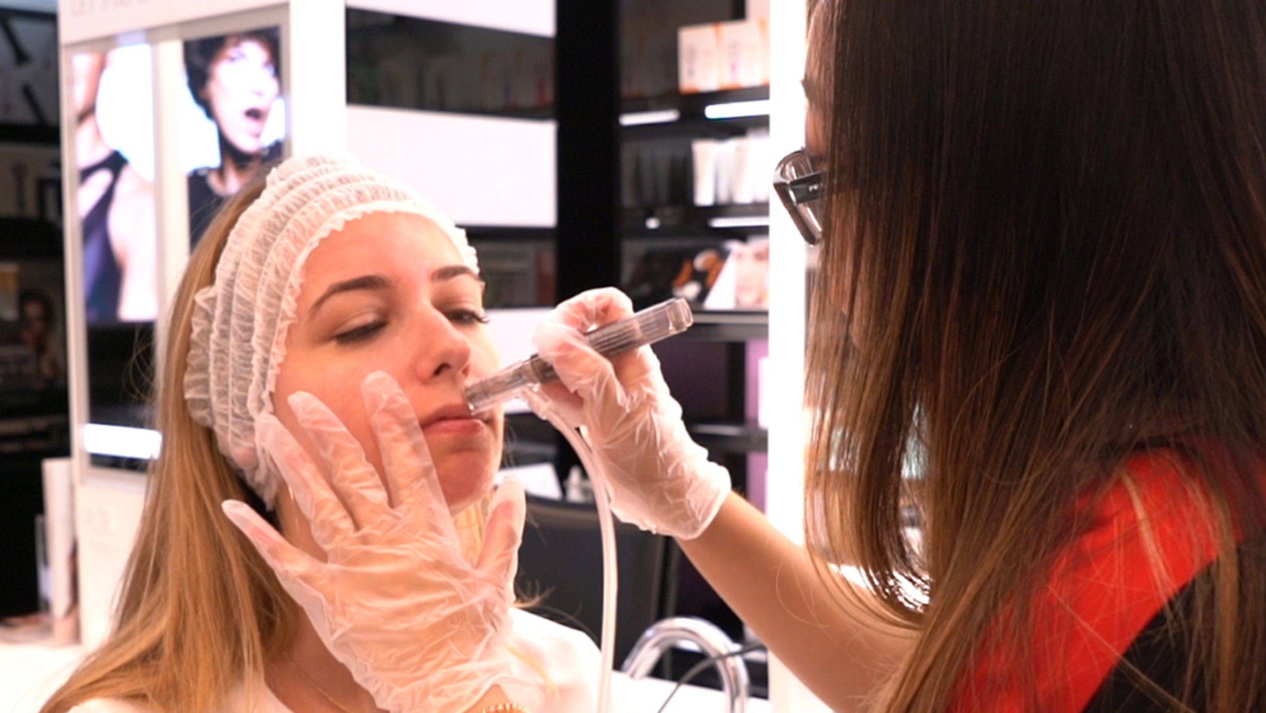 We tried Sephora's perk hydrating facial to clean out pores