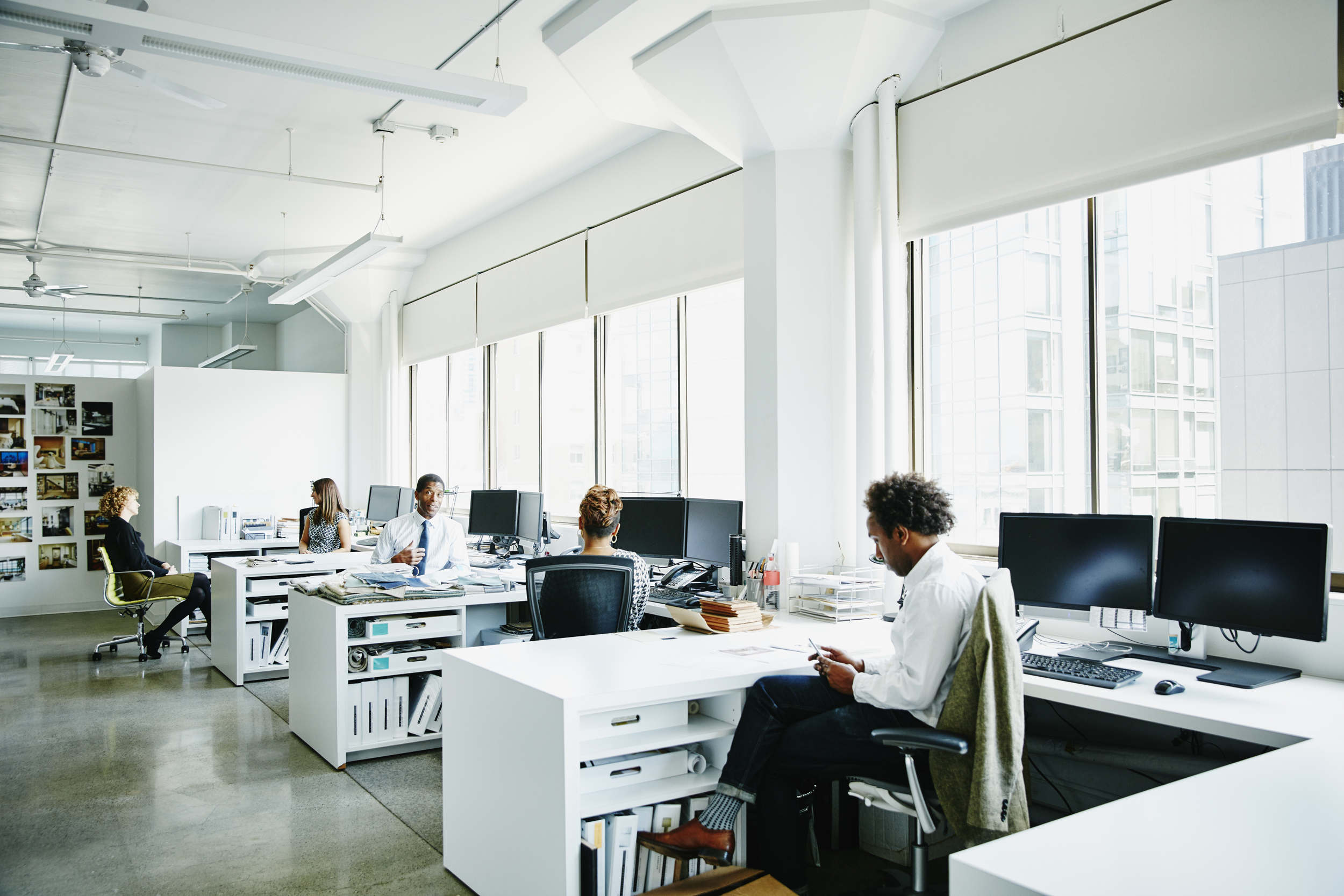 Is an open office plan hindering your productivity Here s how to