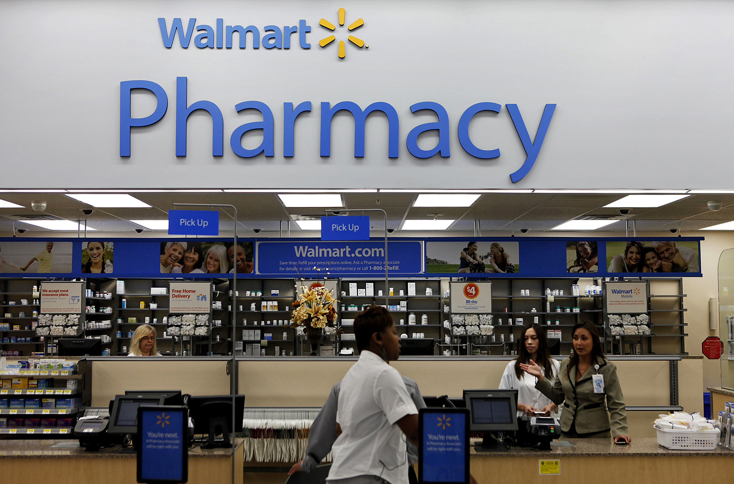 walmart drug program cheaper for many medicare patients