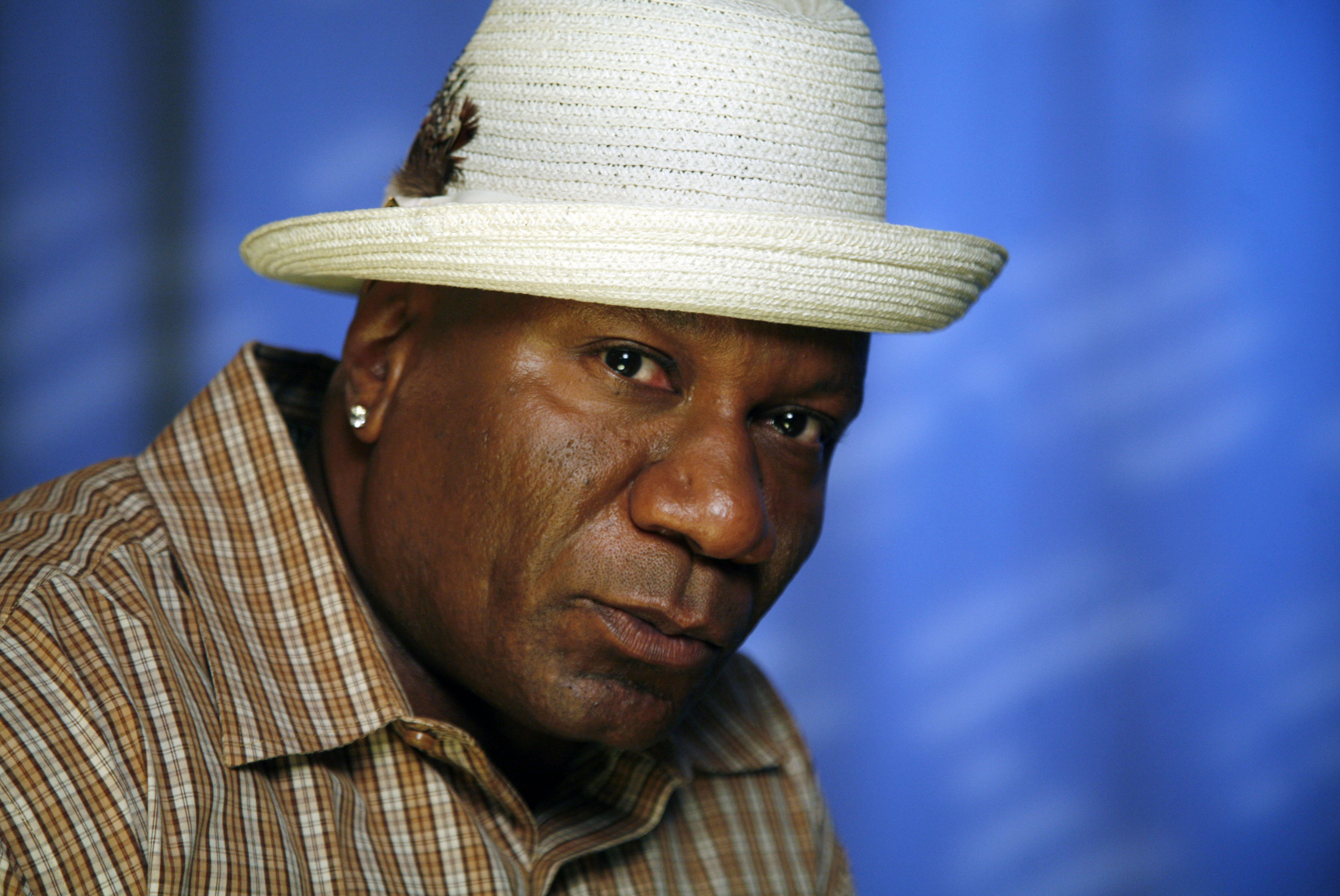 b21fcea8 Actor Ving Rhames said neighbor called 911 to report him as 'a large black  man' breaking in