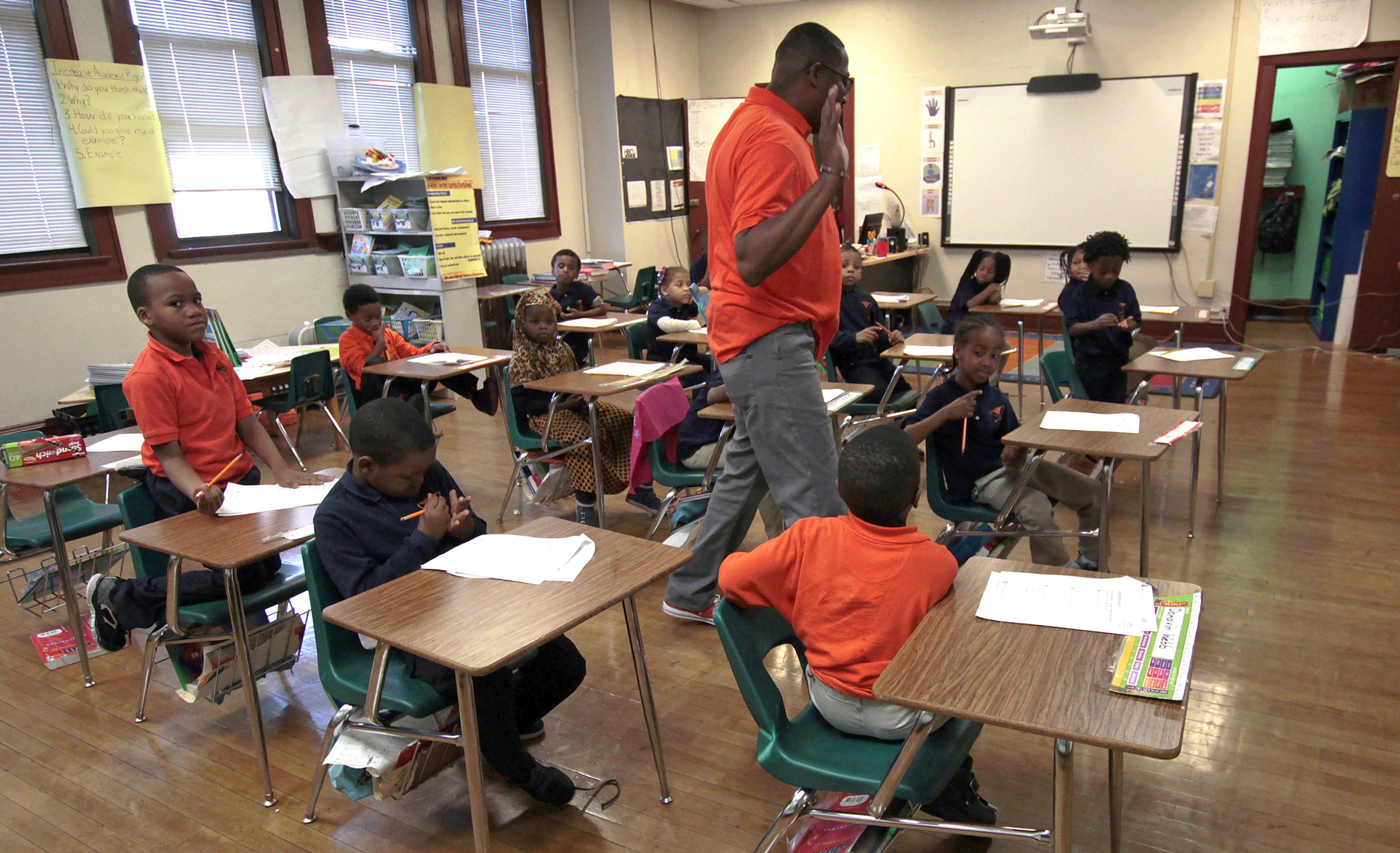 Why Is This Happening?: Investigating school segregation in