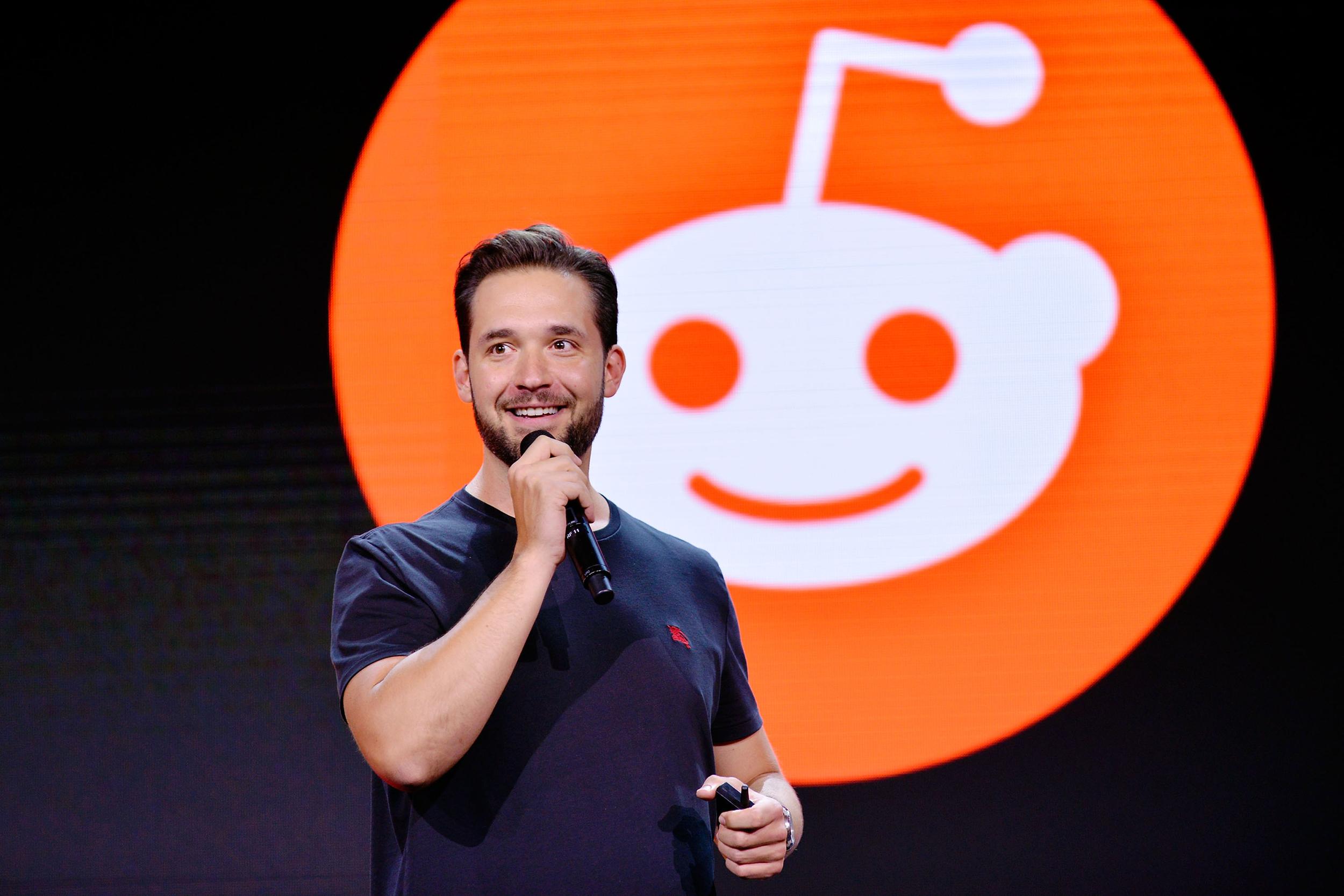 Reddit co-founder Alexis Ohanian on parental leave