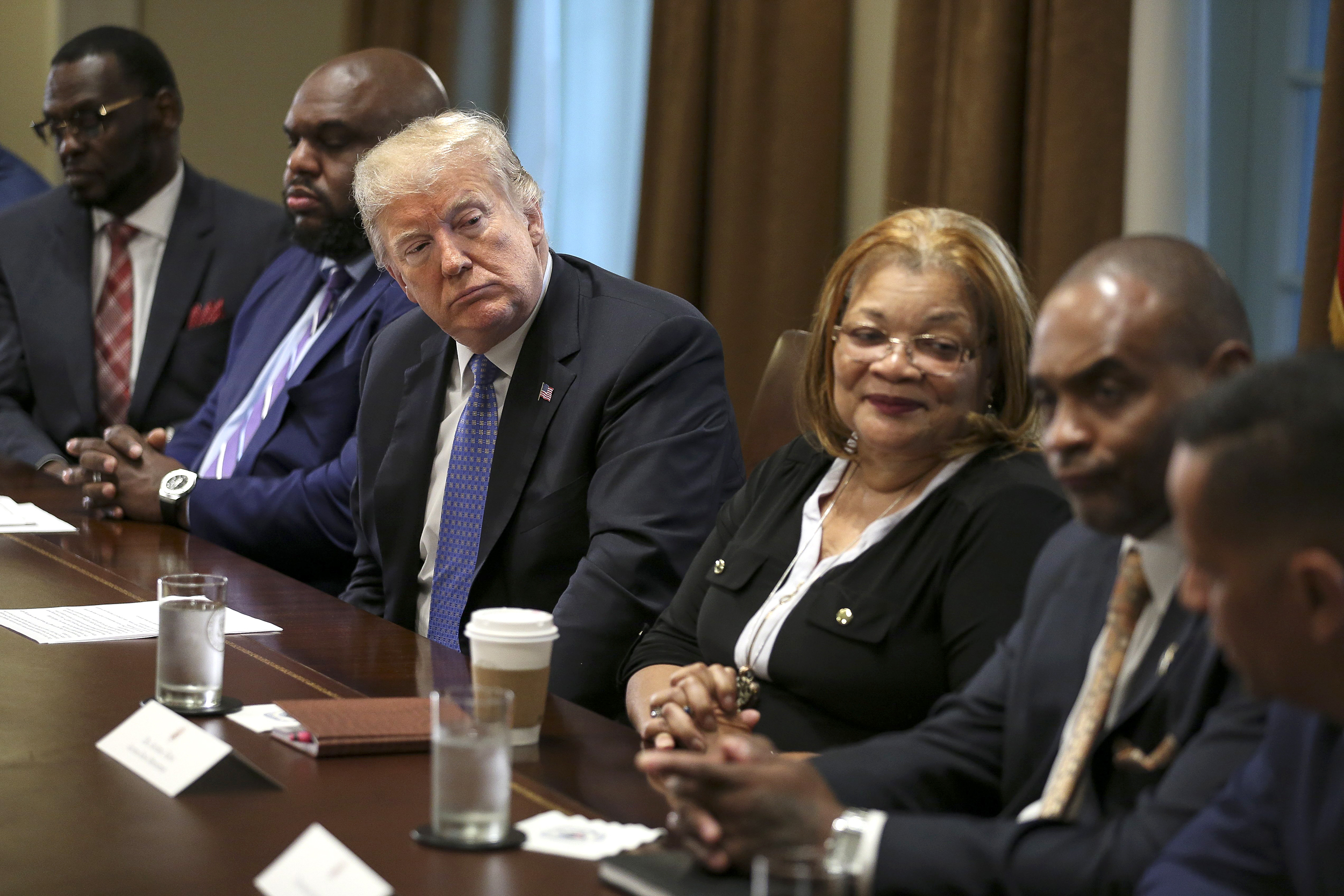 Image result for john gray and donald trump