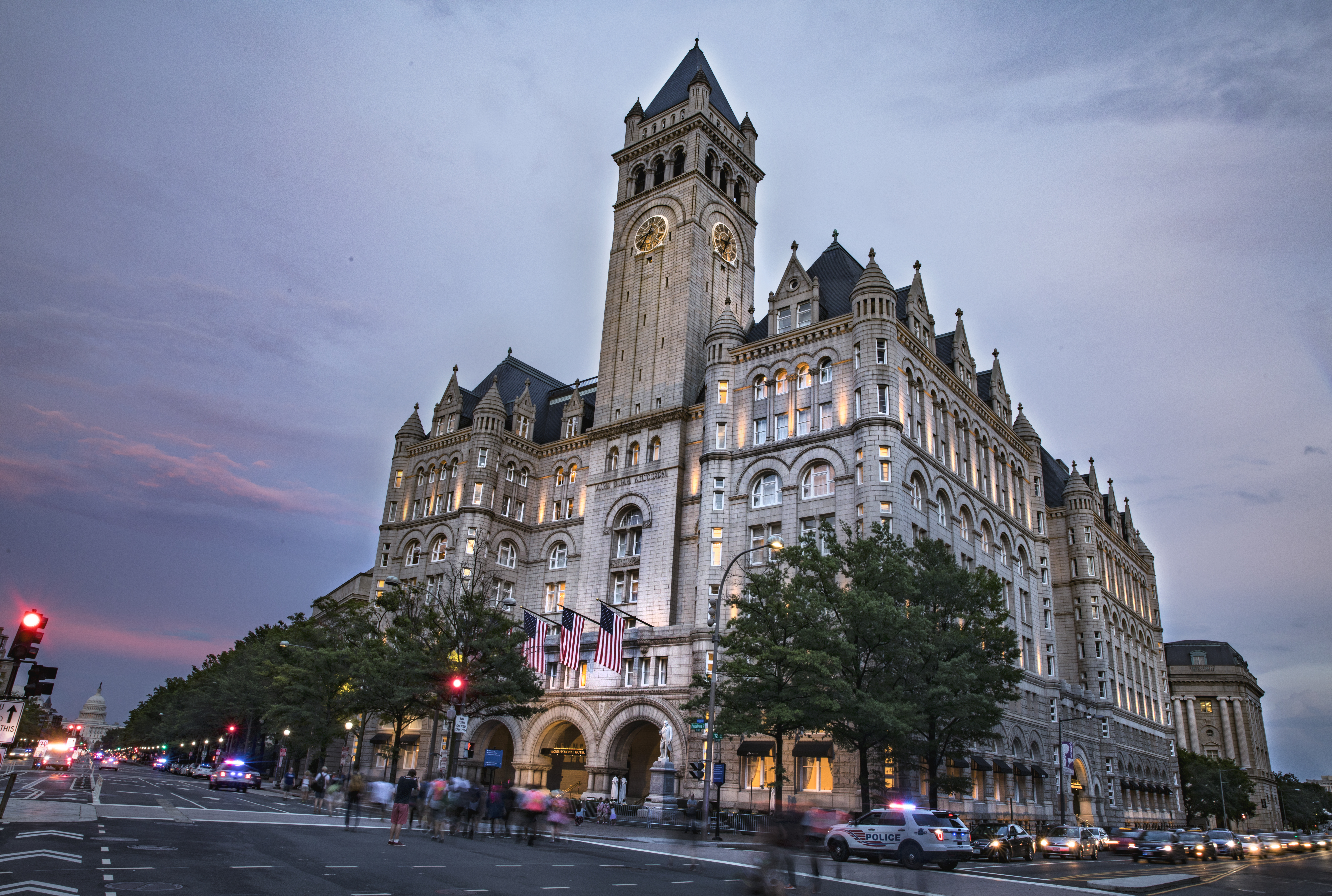 Trump S D C Hotel A Clubhouse For His Fans May Also Be 5 Star Conflict Of Interest