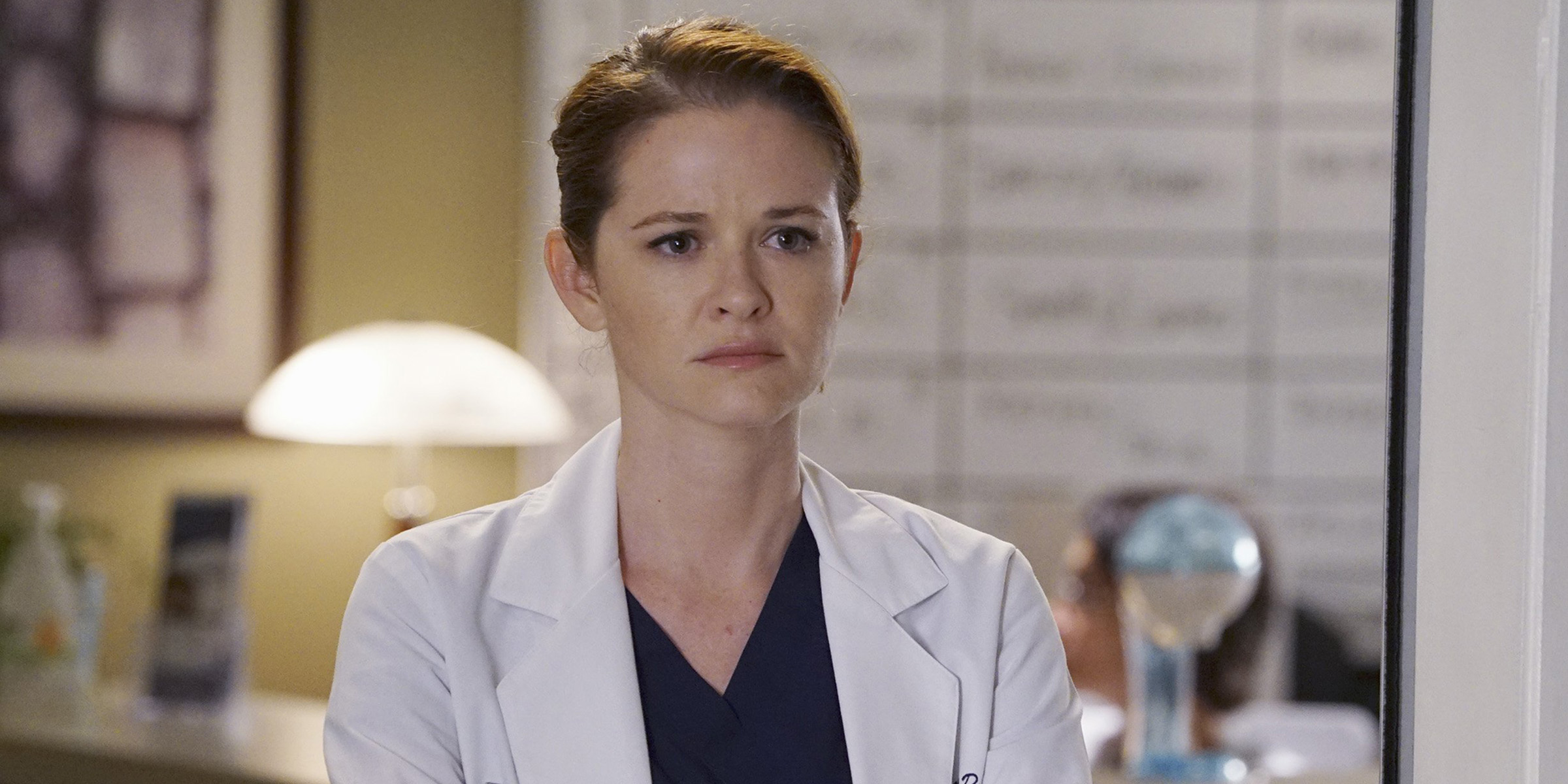 Ex-\'Grey\'s Anatomy\' star Sarah Drew opens up about \'grief\' after ...