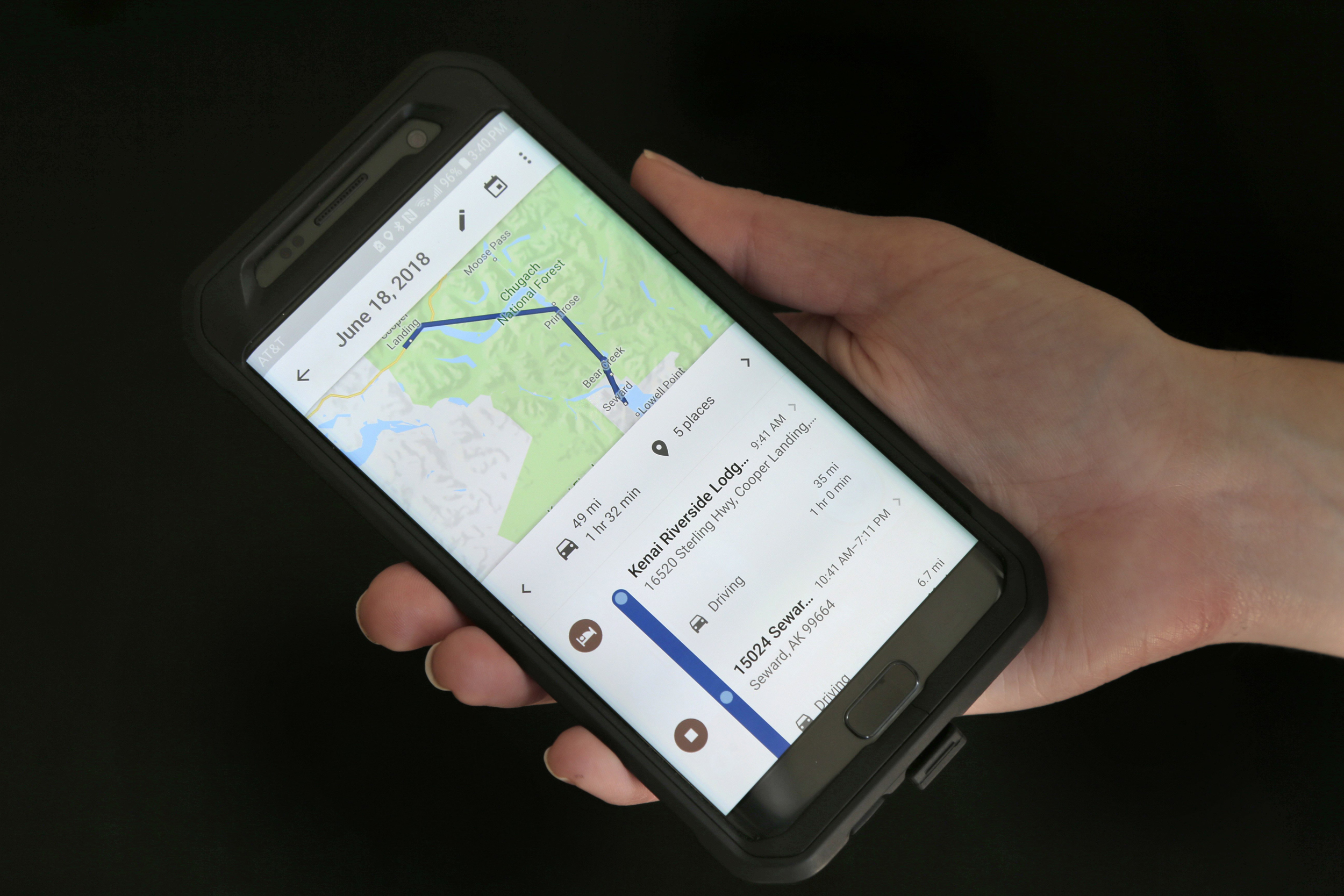 Google found to track the location of users who have opted out